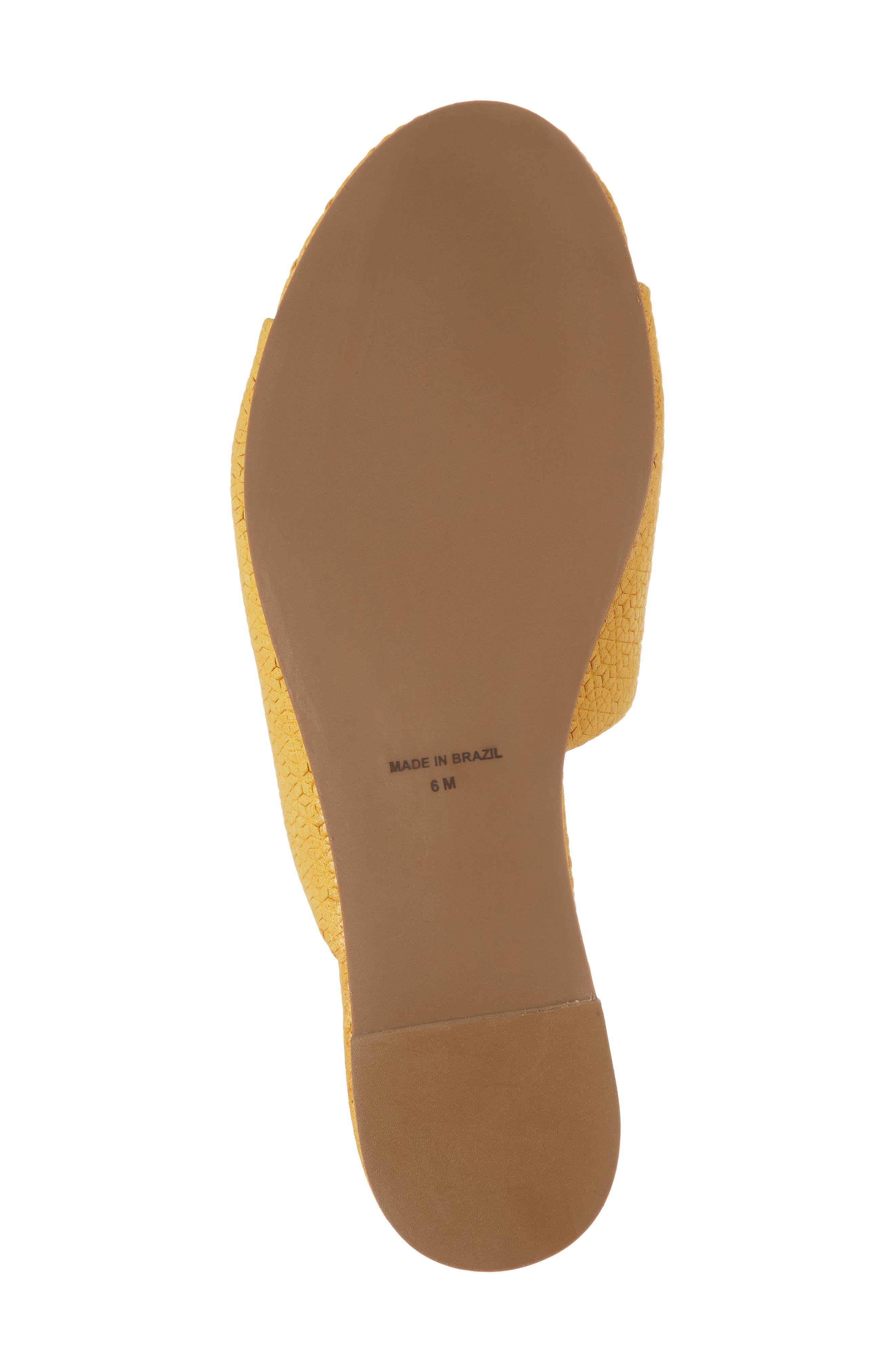 Lira Sandal,                             Alternate thumbnail 6, color,                             Mango Leather