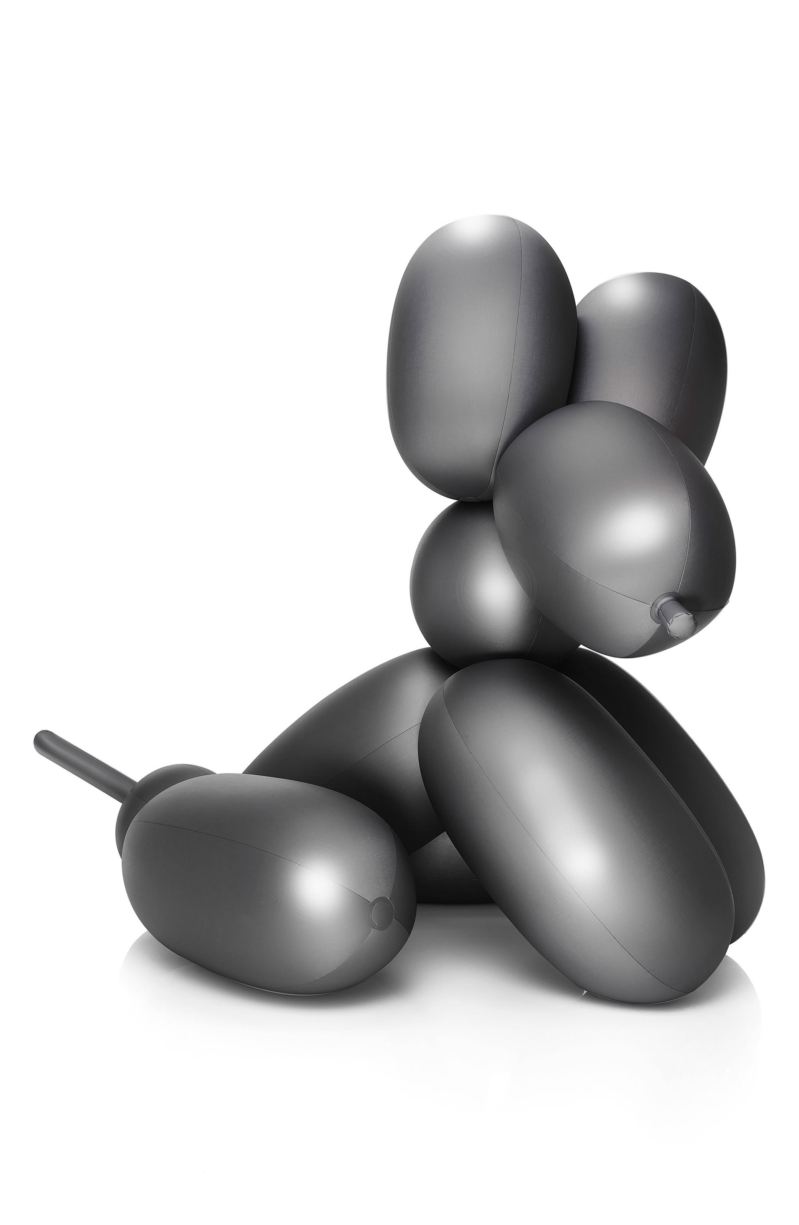 Big Dog Inflatable Decoration,                         Main,                         color, Anthracite