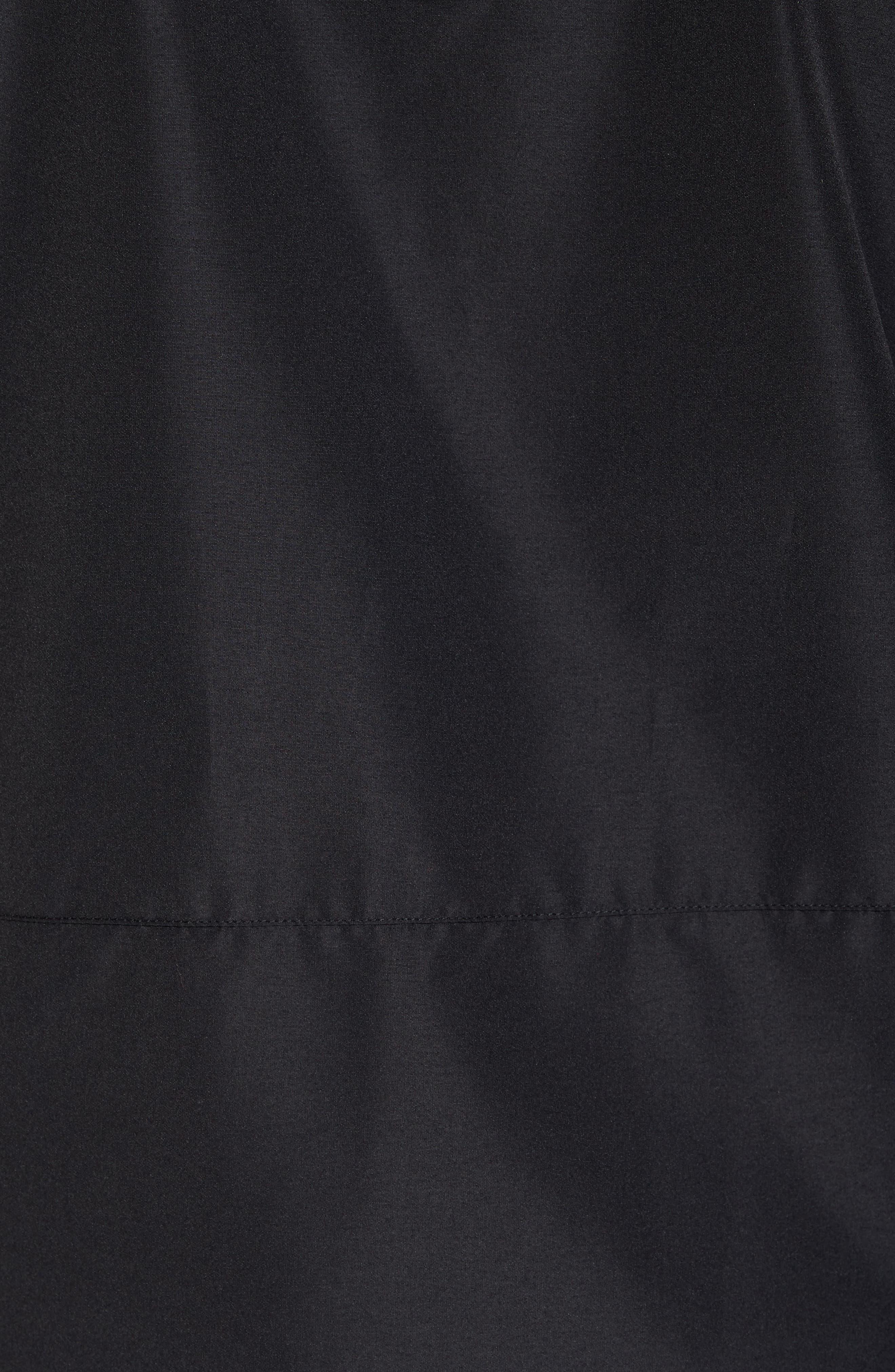 Ambush Hooded Jacket,                             Alternate thumbnail 5, color,                             Black