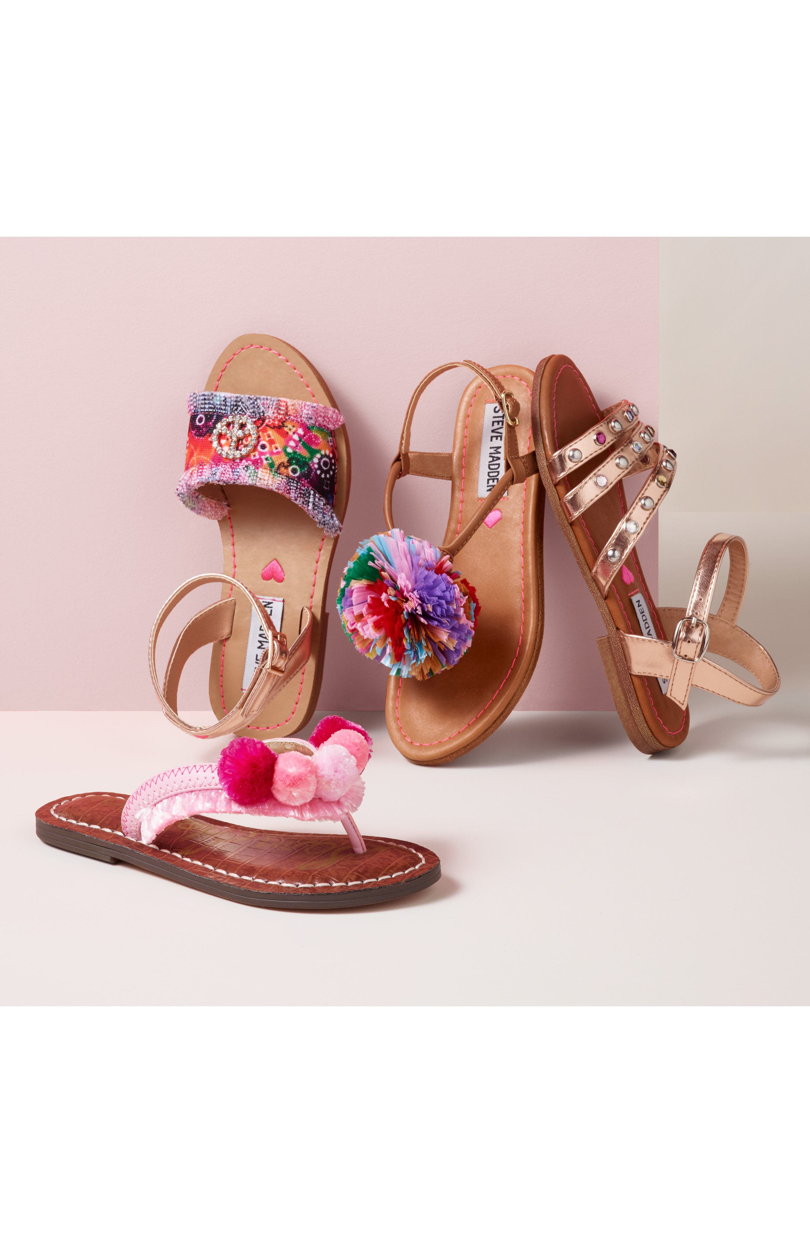 JVILLA Ankle Strap Sandal,                             Alternate thumbnail 7, color,