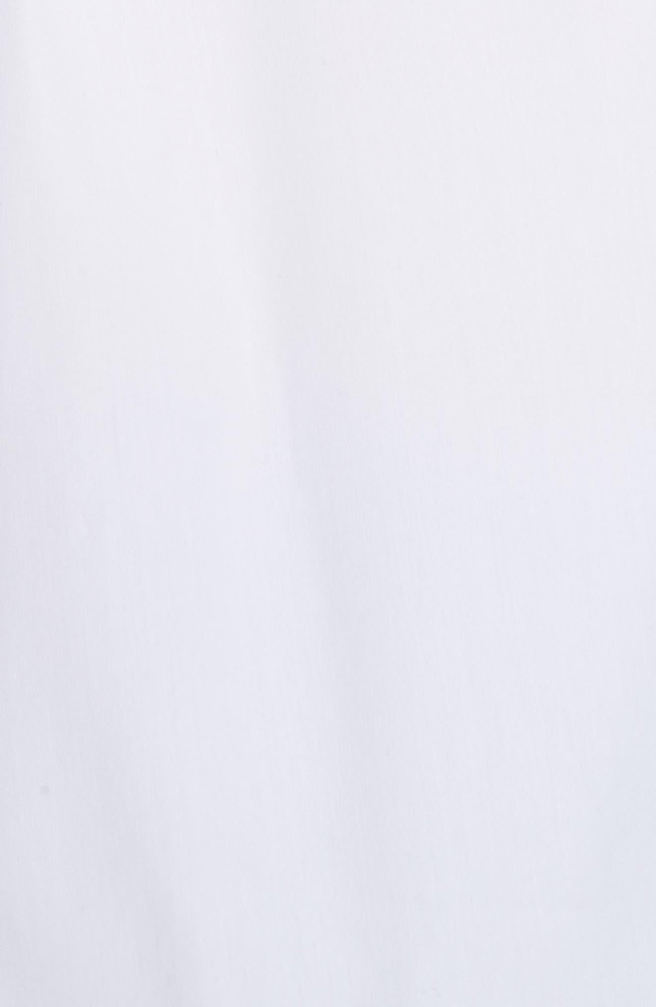 Brayden Excursion Stretch Blouse,                             Alternate thumbnail 6, color,                             White