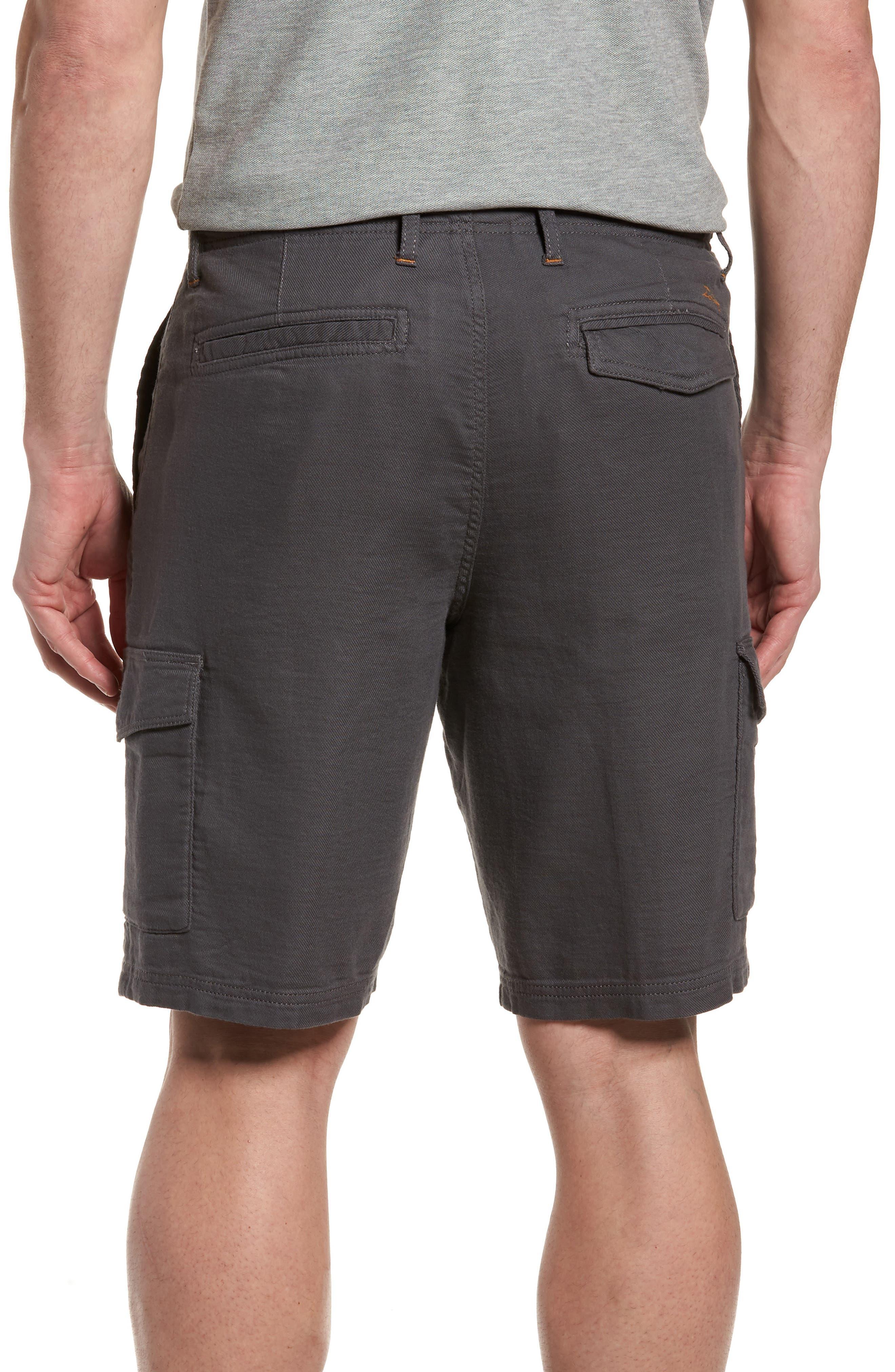 Alternate Image 2  - Tommy Bahama Edgewood Cargo Shorts