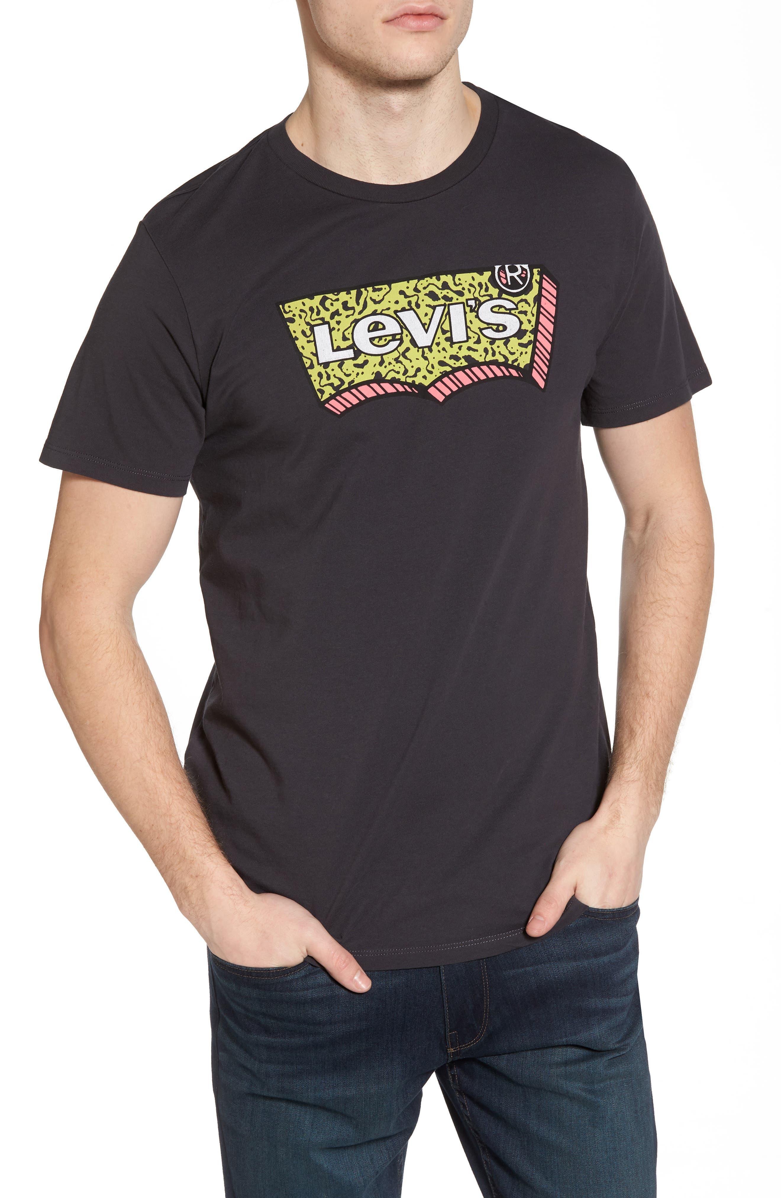 Housemark Graphic T-Shirt,                             Main thumbnail 1, color,                             Housemark Grey