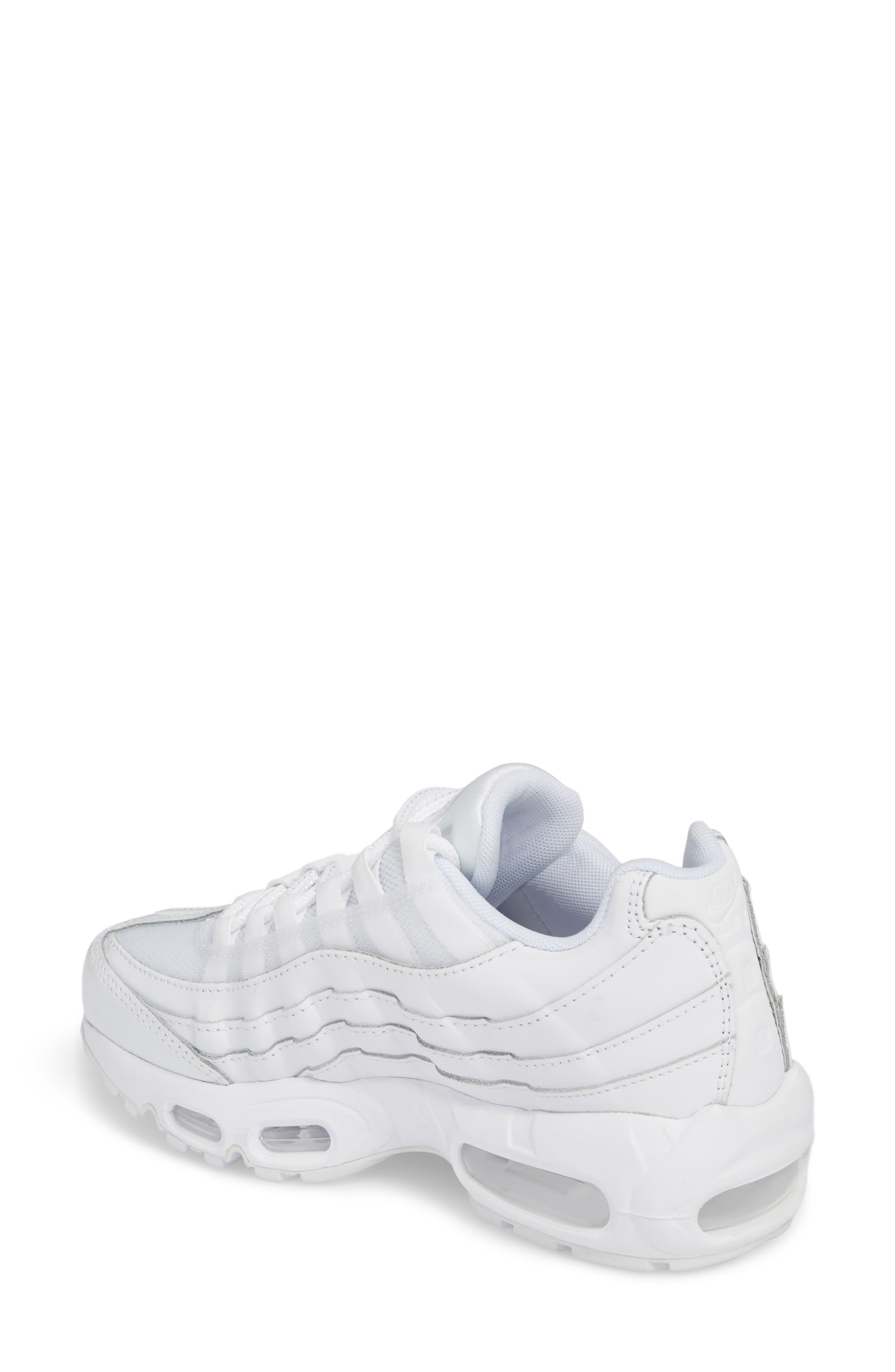 Alternate Image 2  - Nike Air Max 95 Running Shoe (Women)