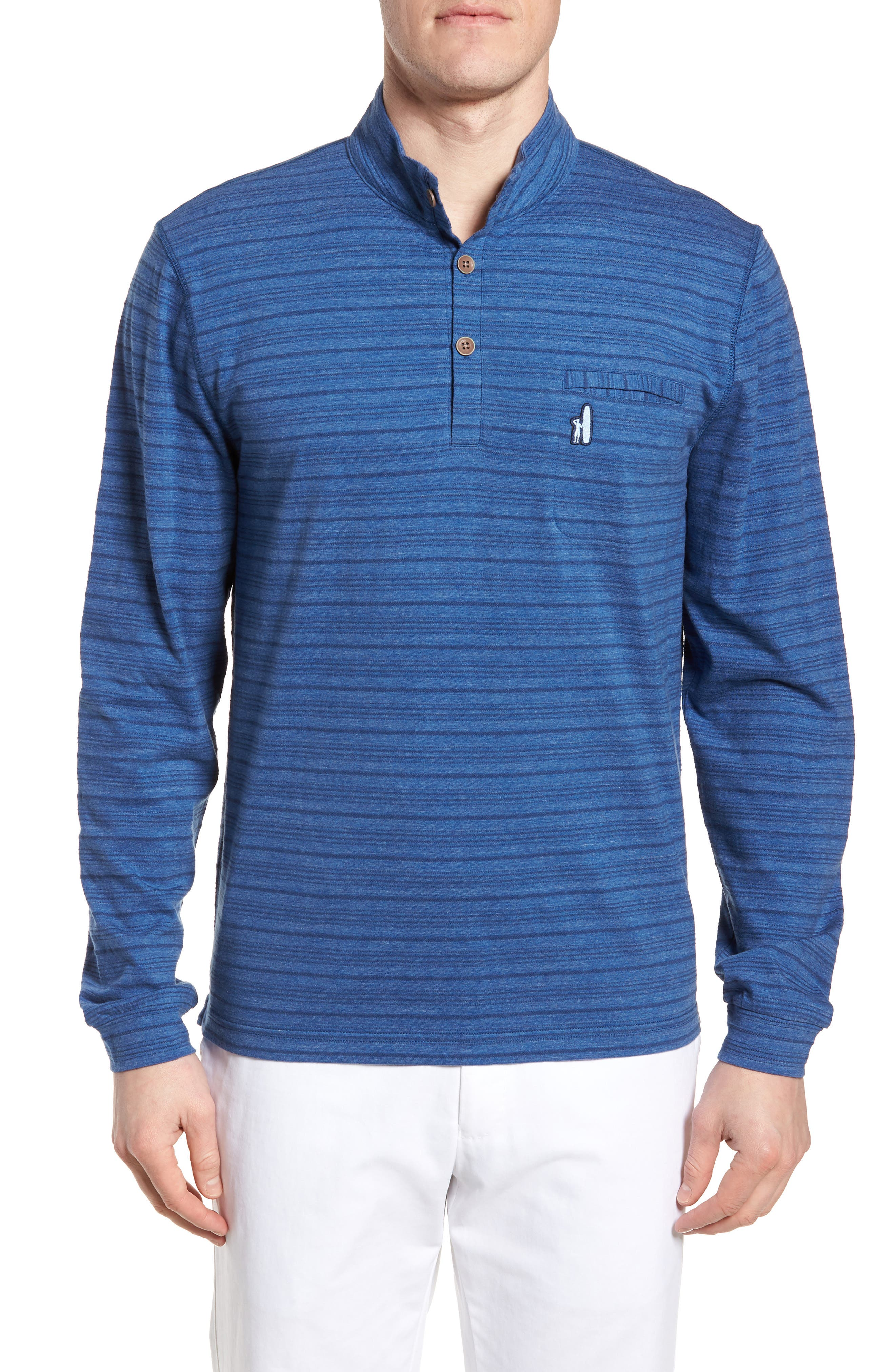 Calder Regular Fit T-Shirt,                         Main,                         color, Regatta