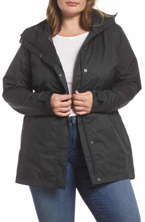 Columbia Splash a Little II Waterproof Rain Jacket (Plus Size)