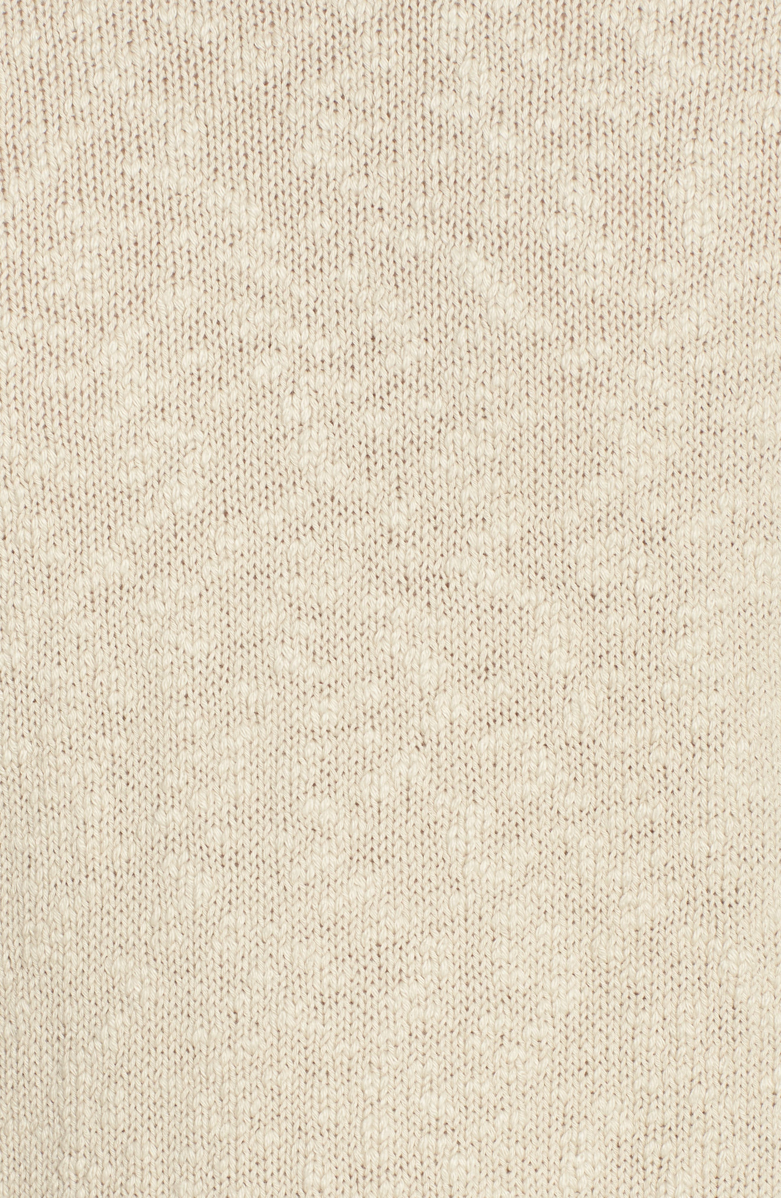 Deklyn Slim Fit Crew Sweater,                             Alternate thumbnail 5, color,                             Mineral Veil