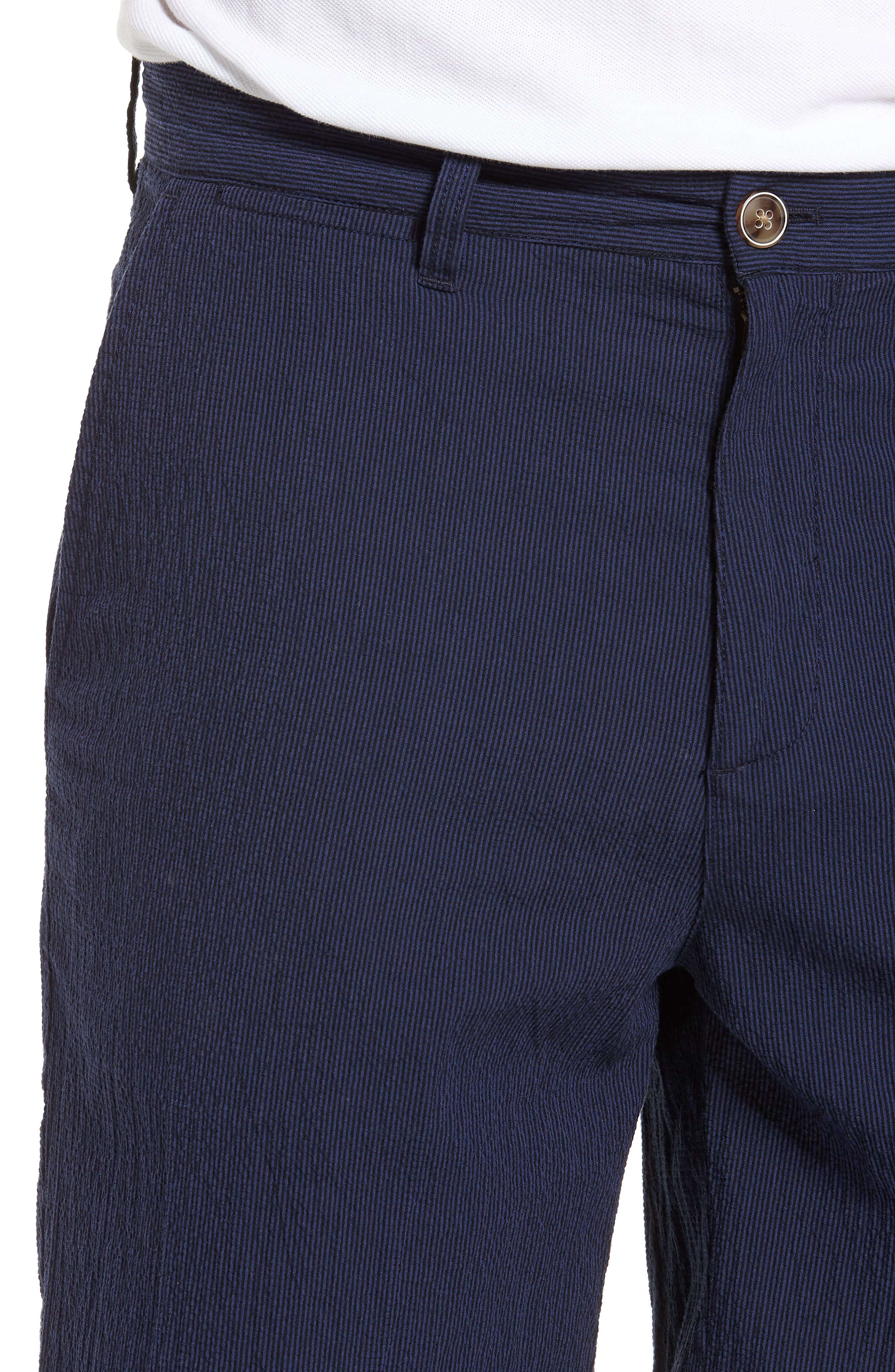 Bryson Regular Fit Shorts,                             Alternate thumbnail 4, color,                             Ripple