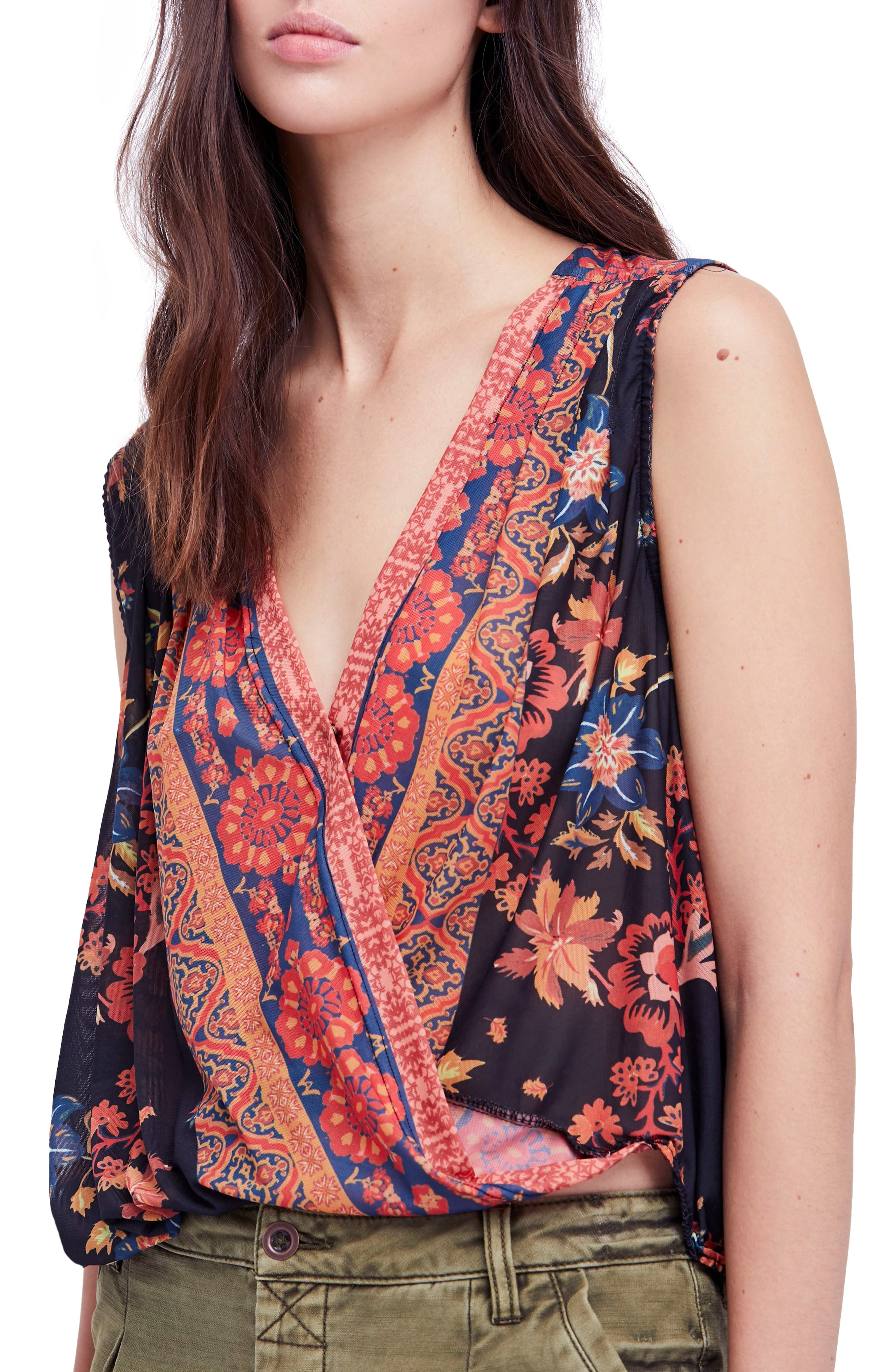 Alternate Image 1 Selected - Free People Havana Muscle Tank