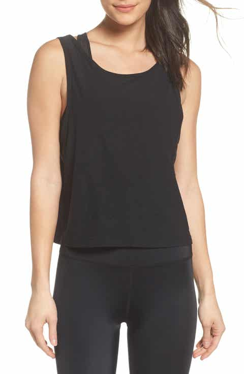 Beyond Yoga Weekend Traveler Crop Tank