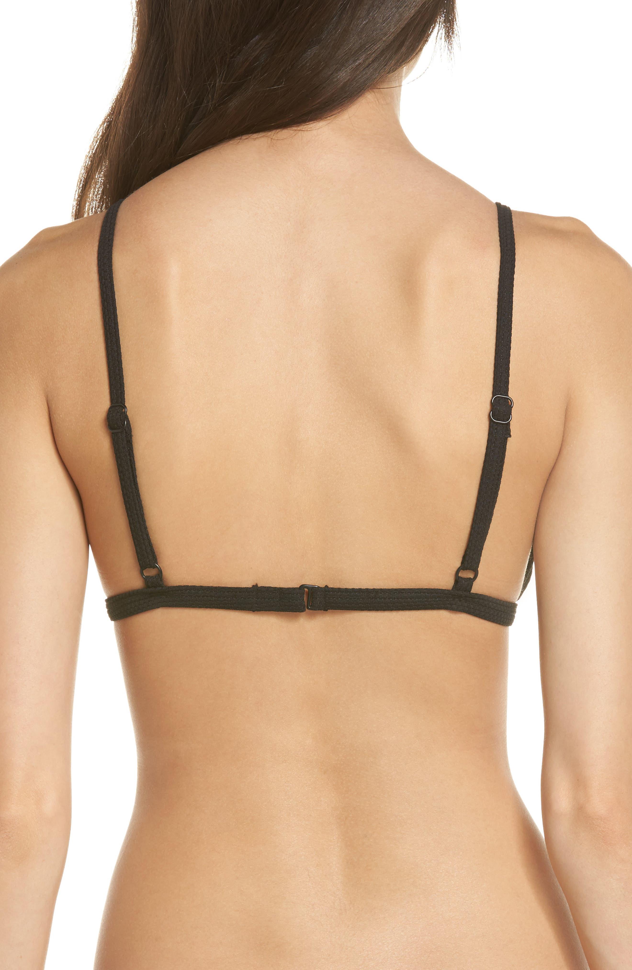 Alternate Image 2  - Leith Triangle Bikini Top