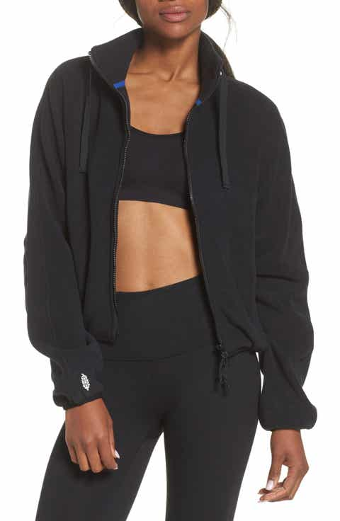 Free People FP Movement Higher Ground Fleece Jacket
