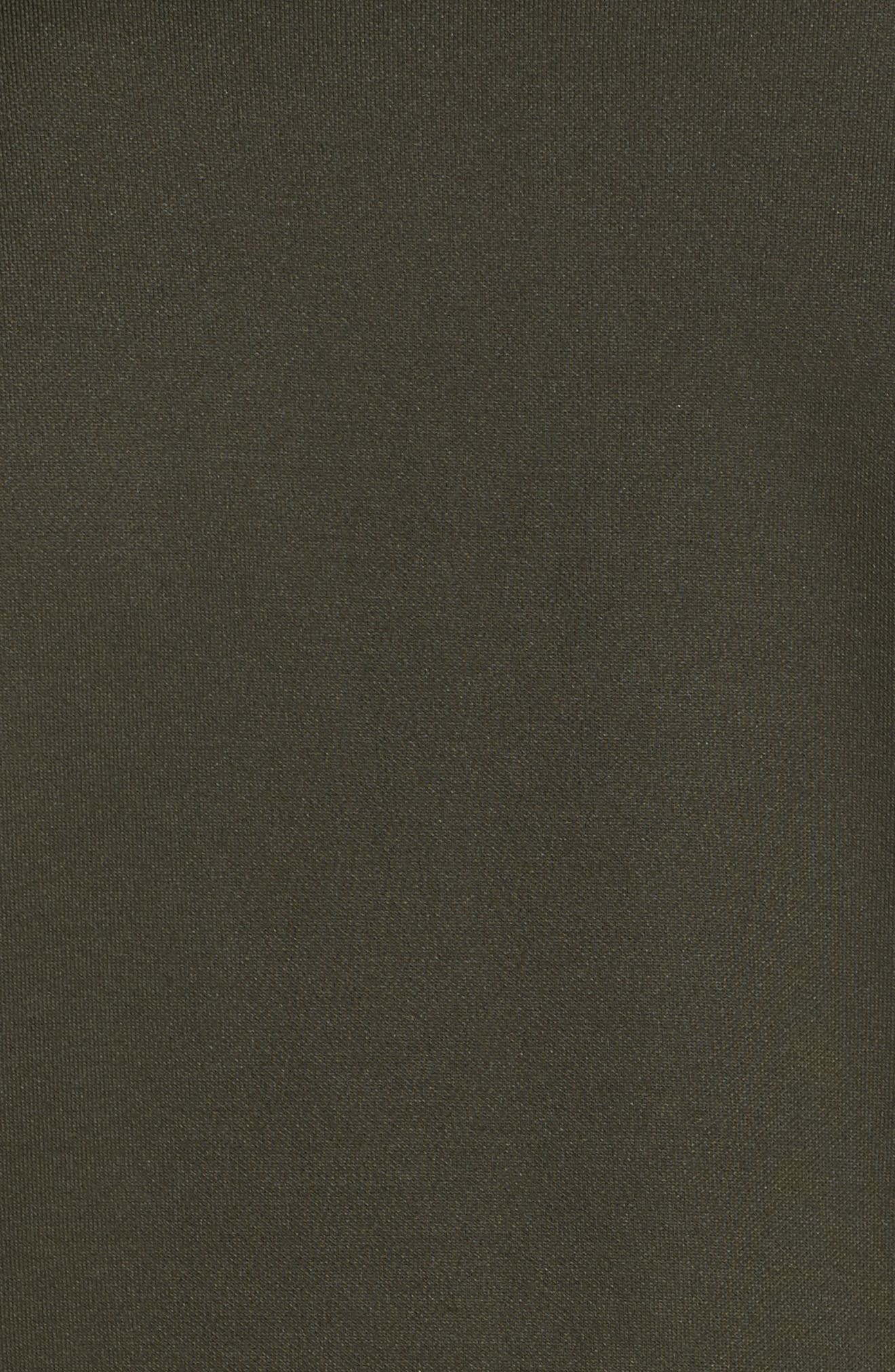 Sportswear Crop Jacket,                             Alternate thumbnail 6, color,                             Sequoia/ Sail