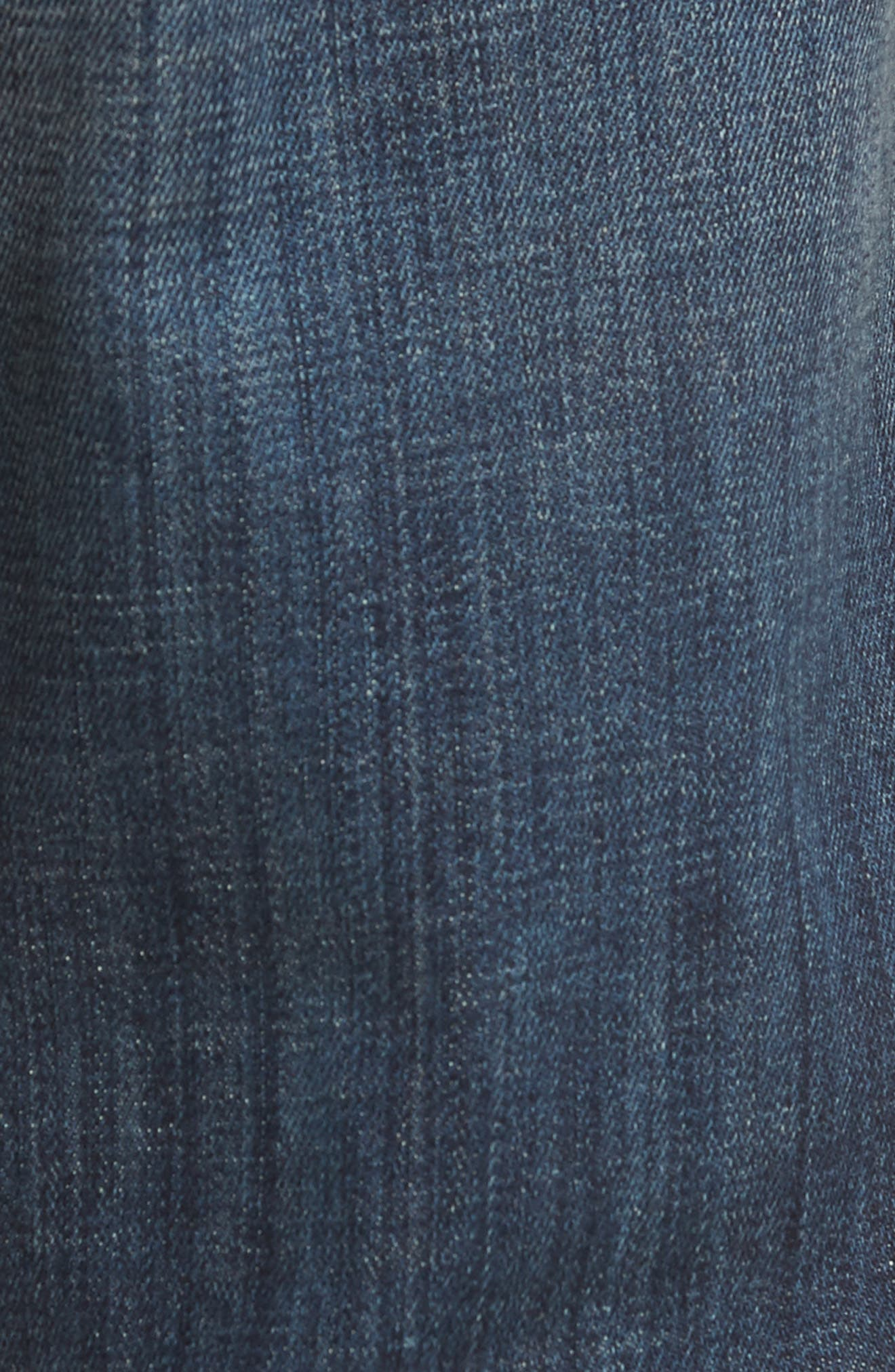Sid Straight Leg Jeans,                             Alternate thumbnail 5, color,                             Reeves