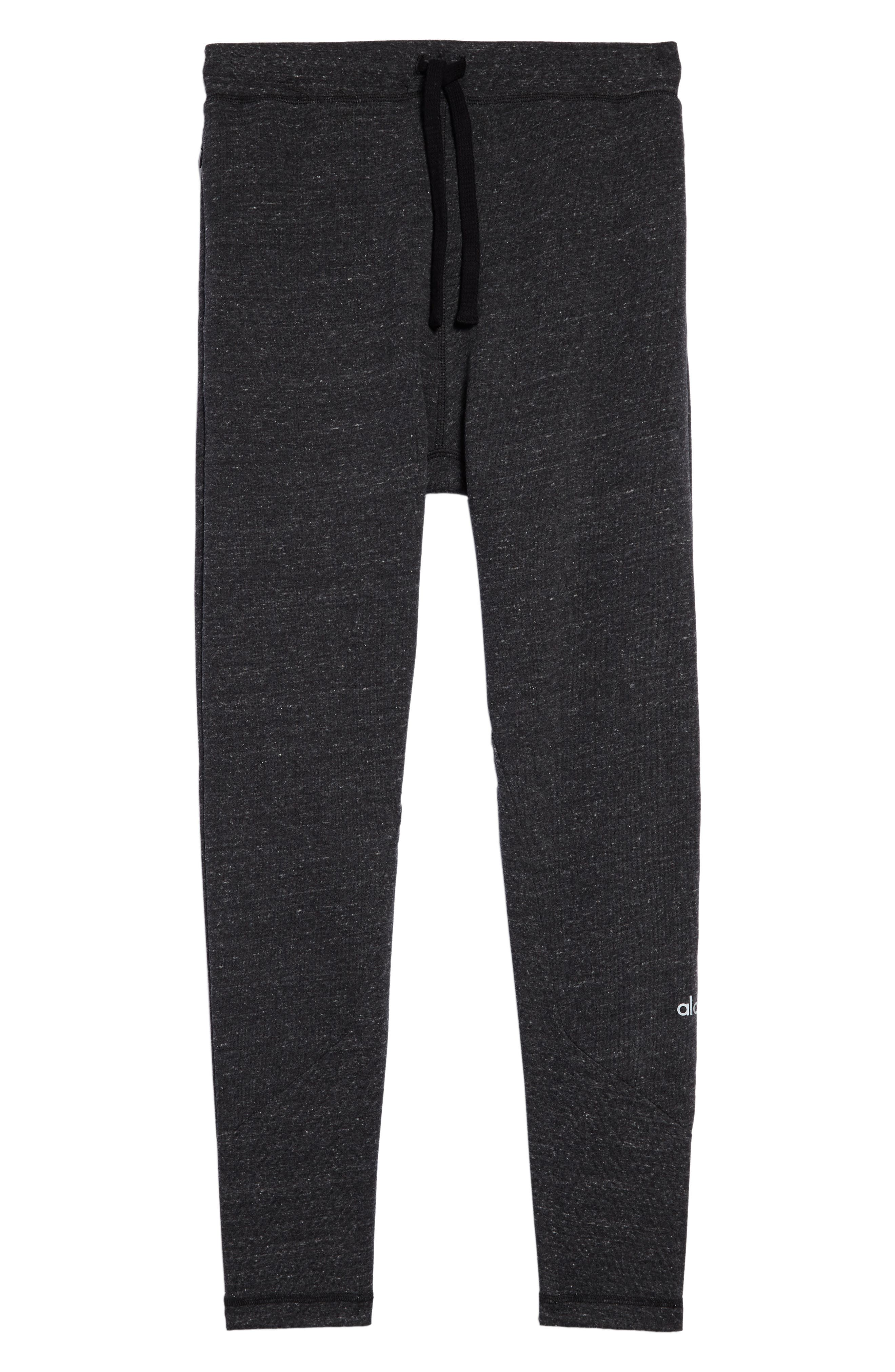 Alternate Image 6  - Alo Zealous Slim Sweatpants