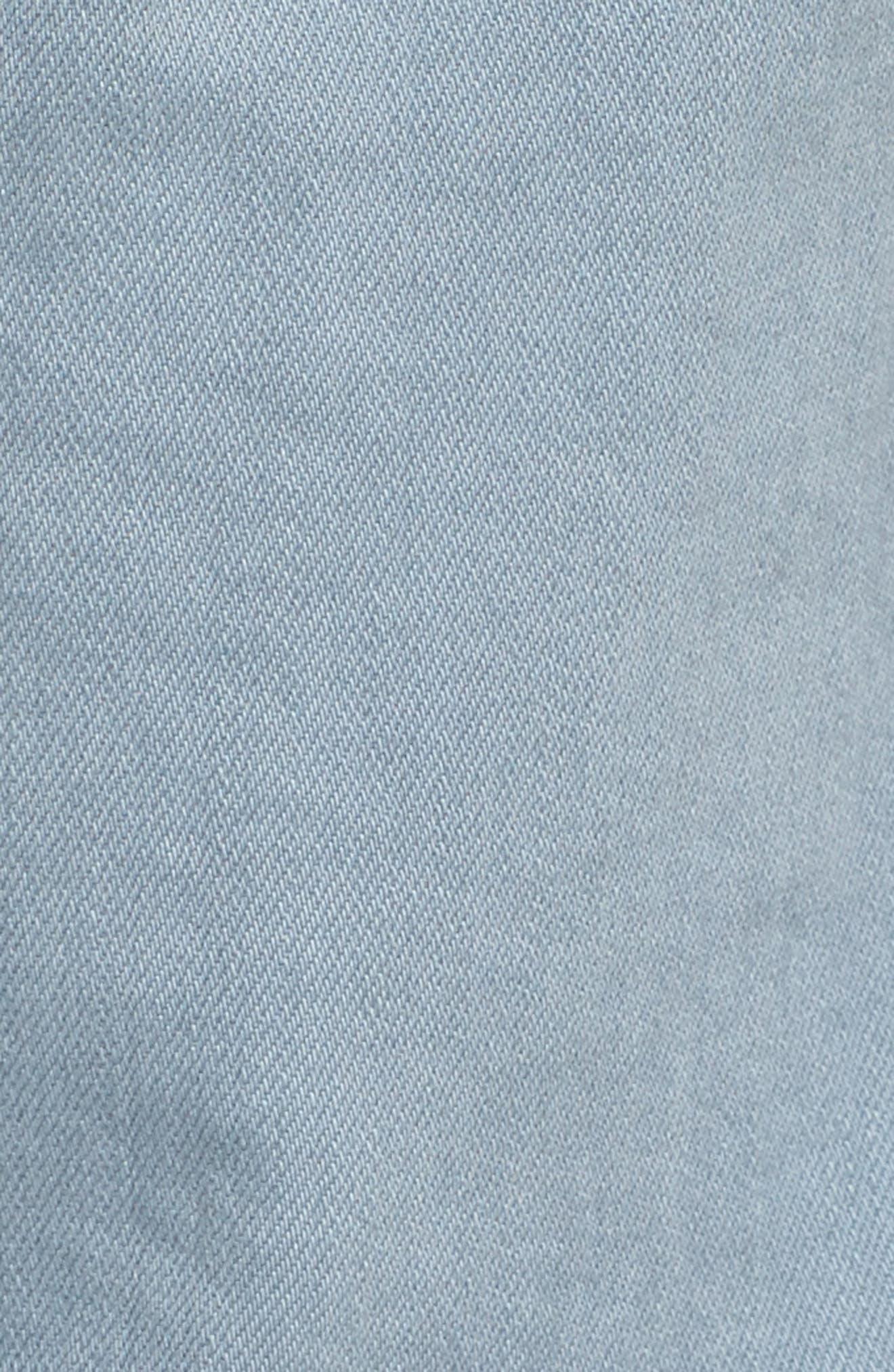 Tellis Slim Fit Jeans,                             Alternate thumbnail 5, color,                             7 Years Ocean Mist