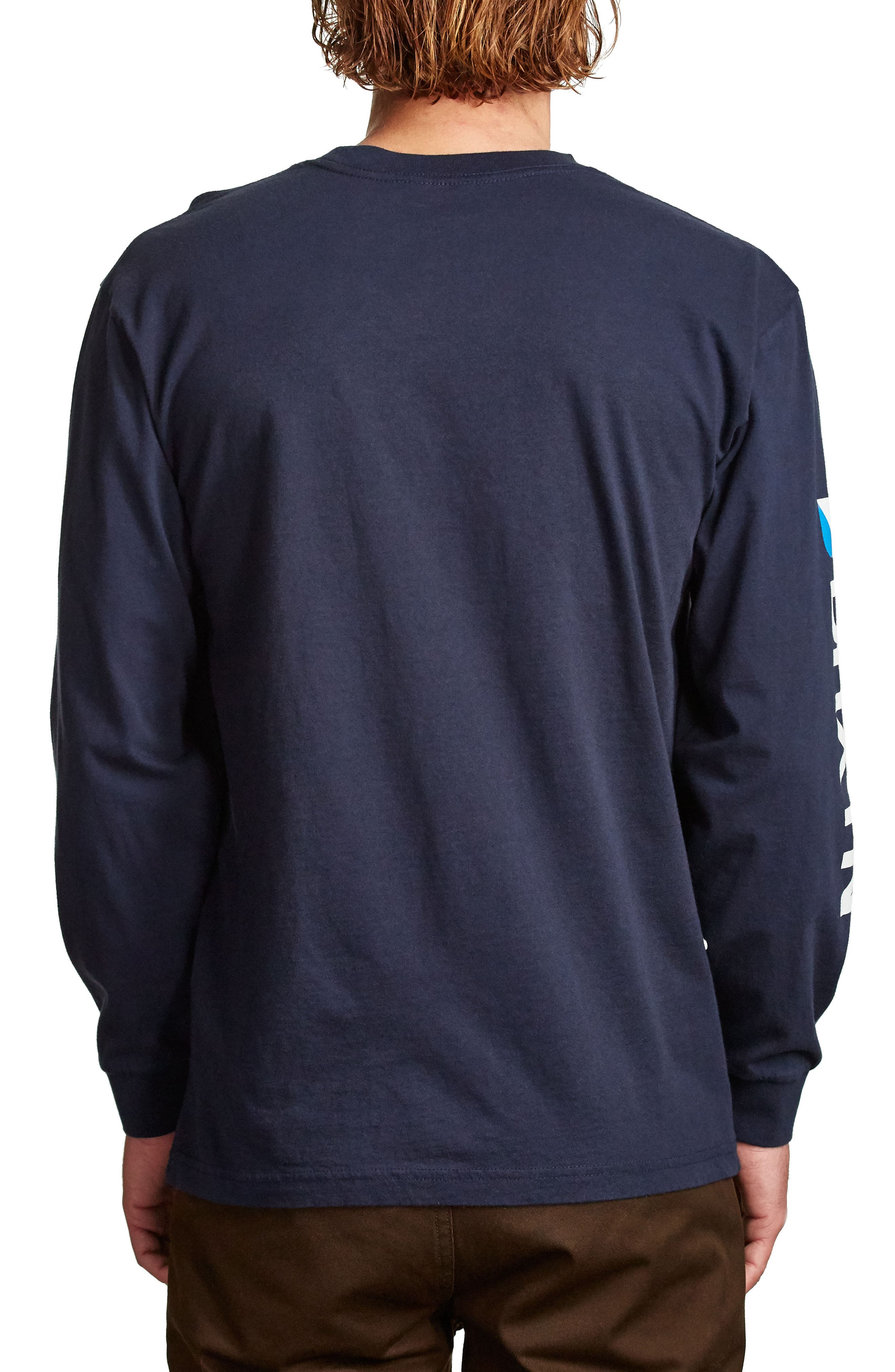 Stowell T-Shirt,                             Alternate thumbnail 2, color,                             Navy