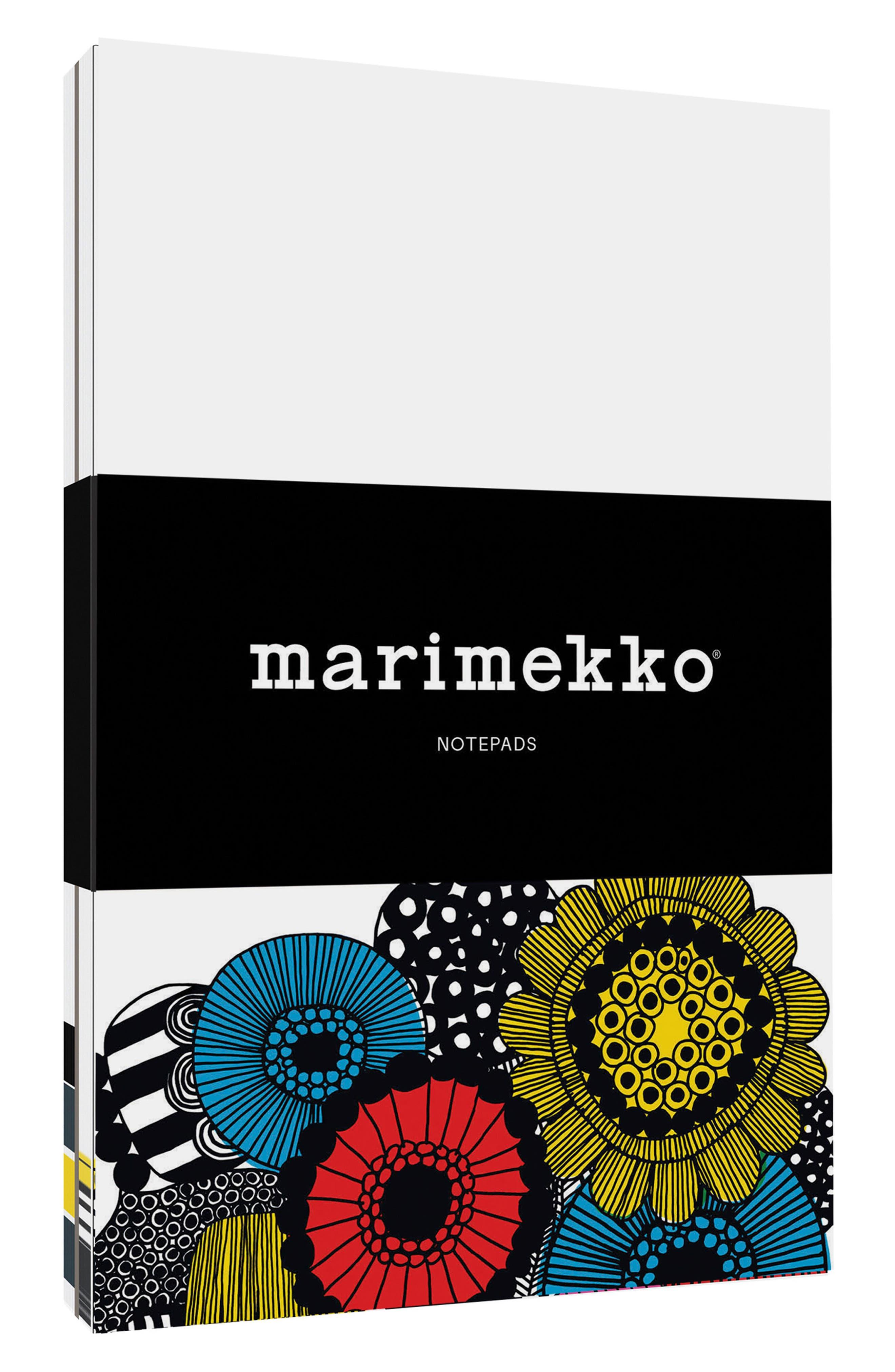 2-Pack Marimekko Notepads,                             Alternate thumbnail 2, color,                             Multi
