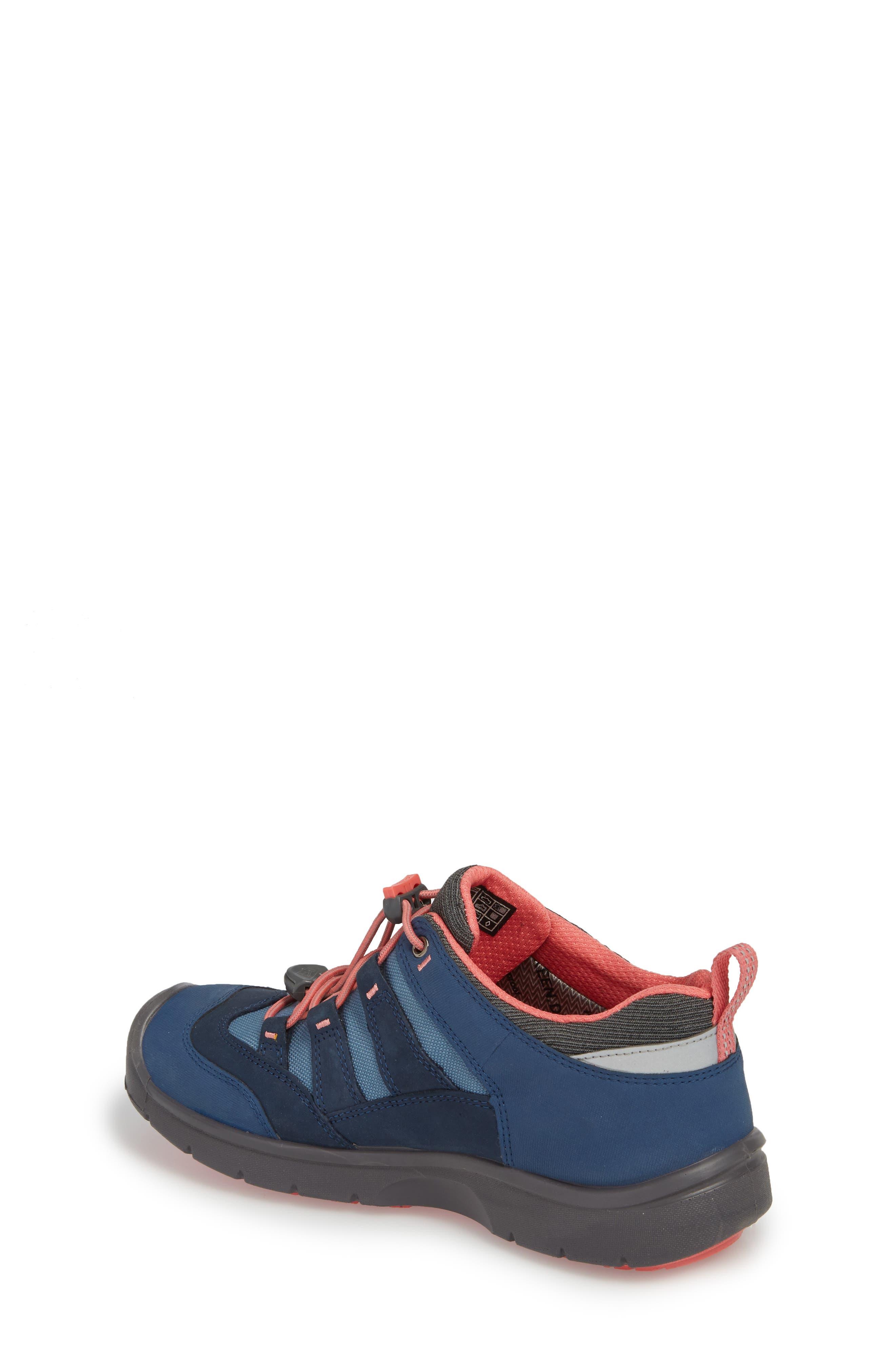 Alternate Image 2  - Keen Hikeport Waterproof Sneaker (Toddler, Little Kid & Big Kid)