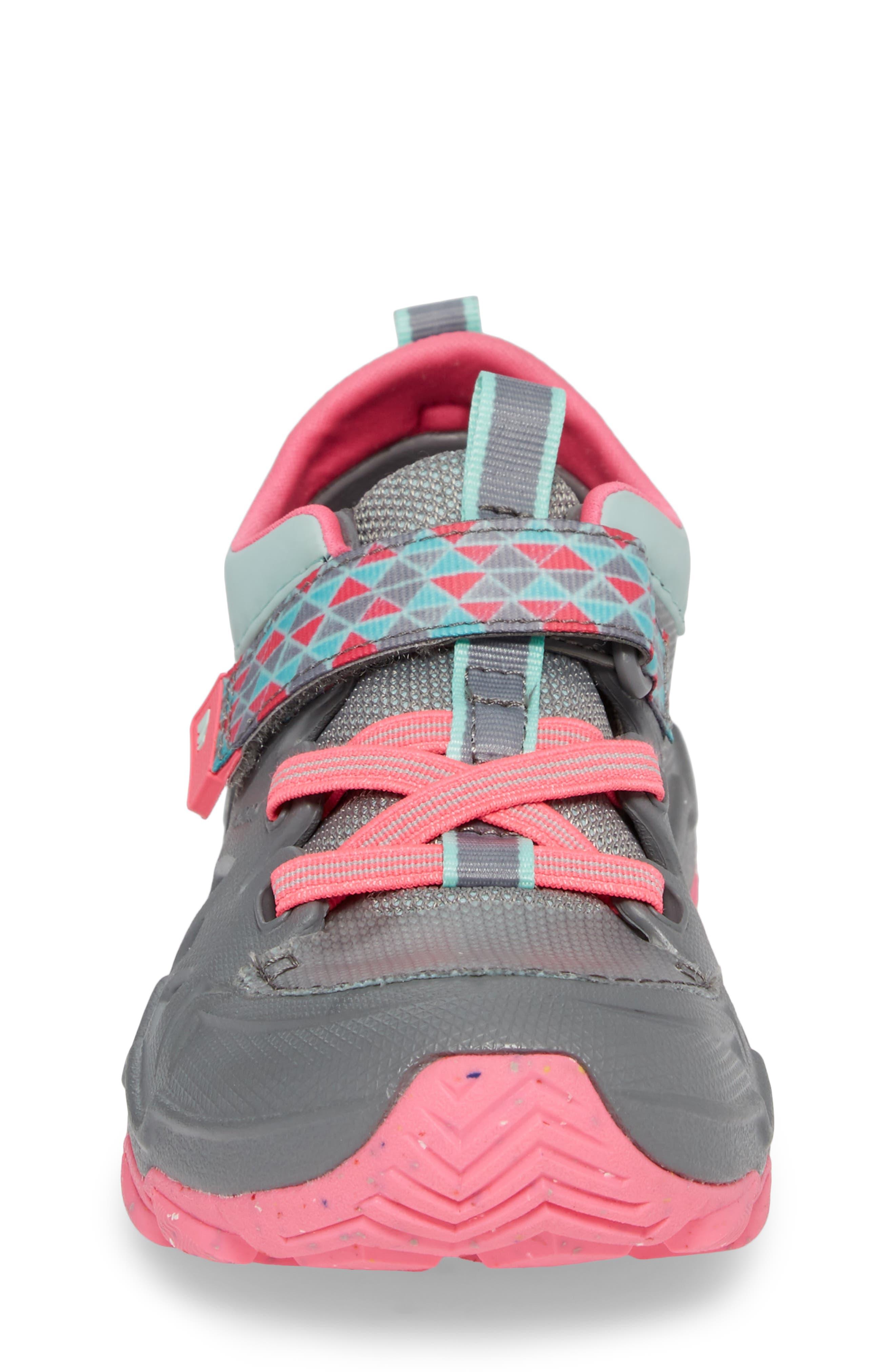 Hydro 2.0 Water Friendly Sneaker,                             Alternate thumbnail 4, color,                             Grey/ Multi