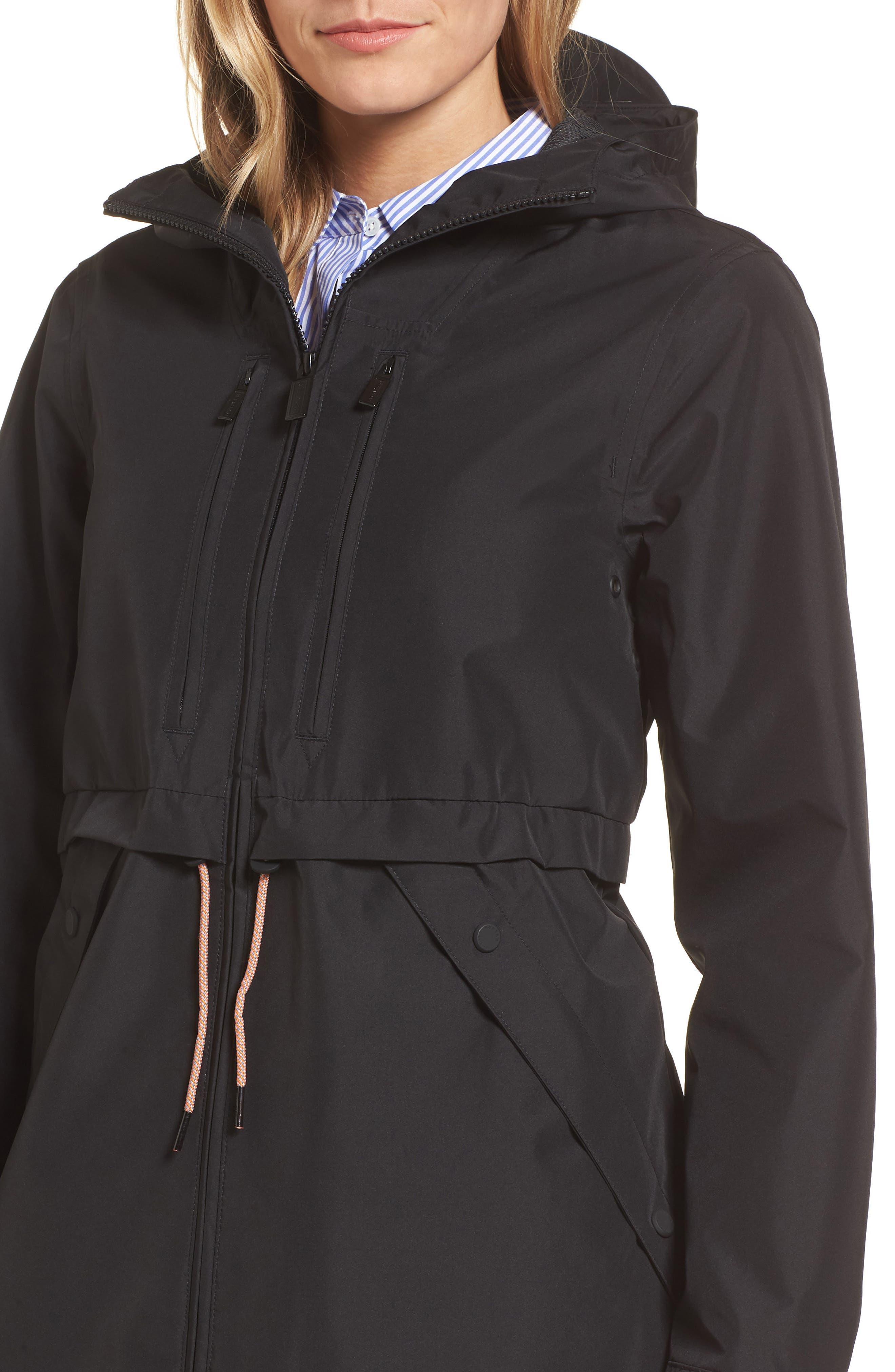 Alternate Image 4  - Hunter Original 3-Layer Waterproof Anorak Jacket