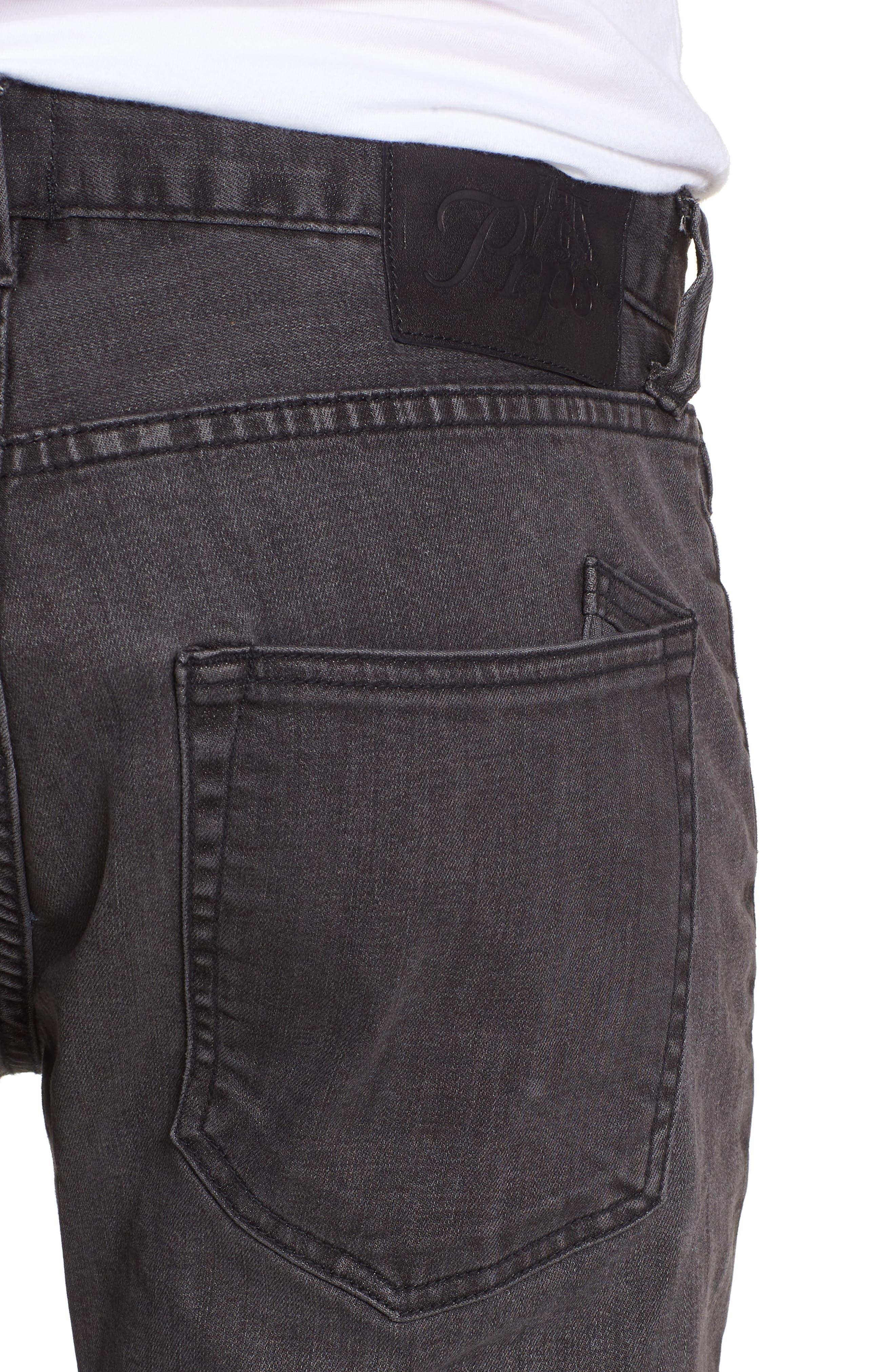 Le Sabre Slim Fit Jeans,                             Alternate thumbnail 4, color,                             Festival