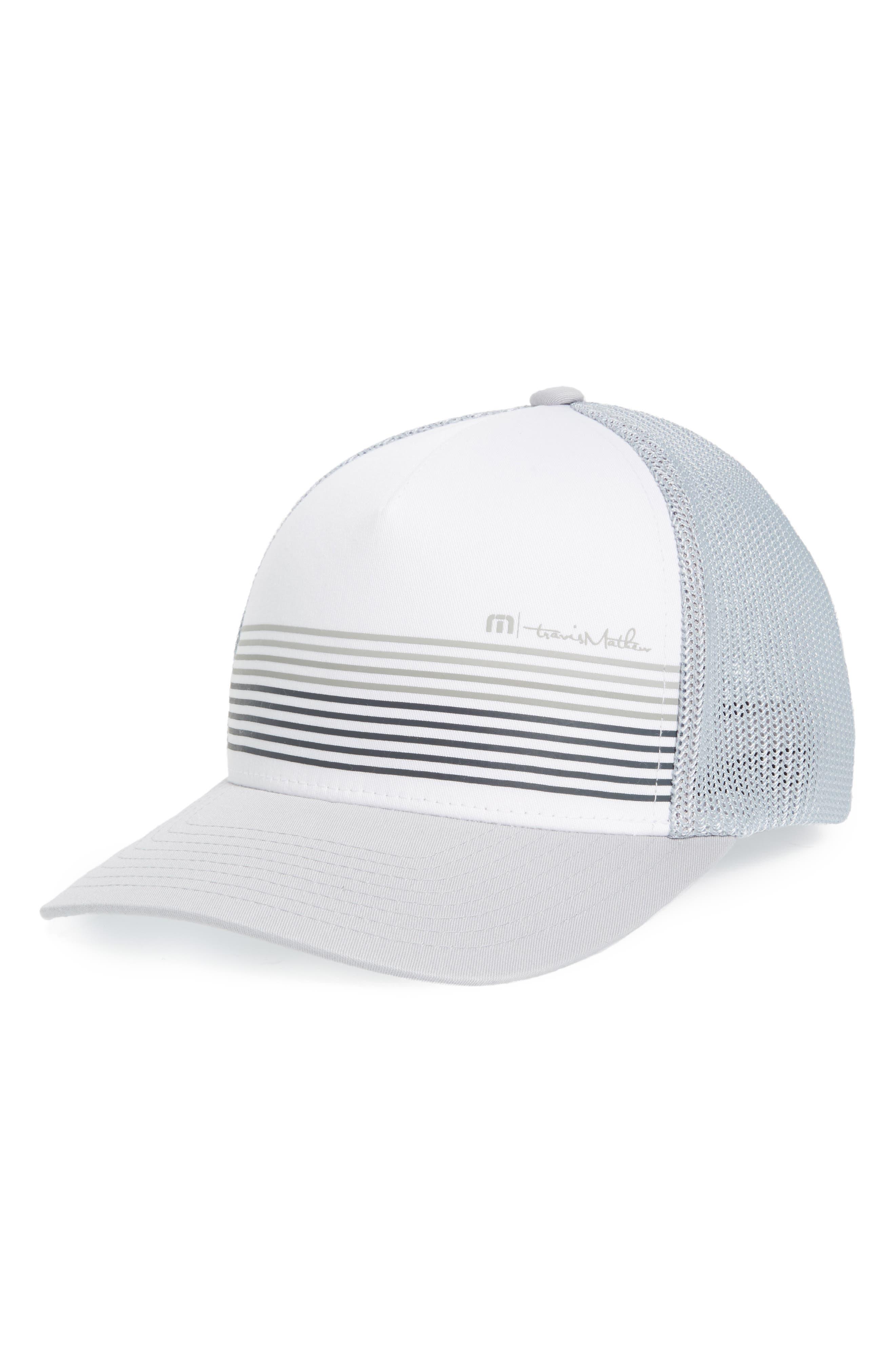 Travis Mathew Braids Trucker Hat