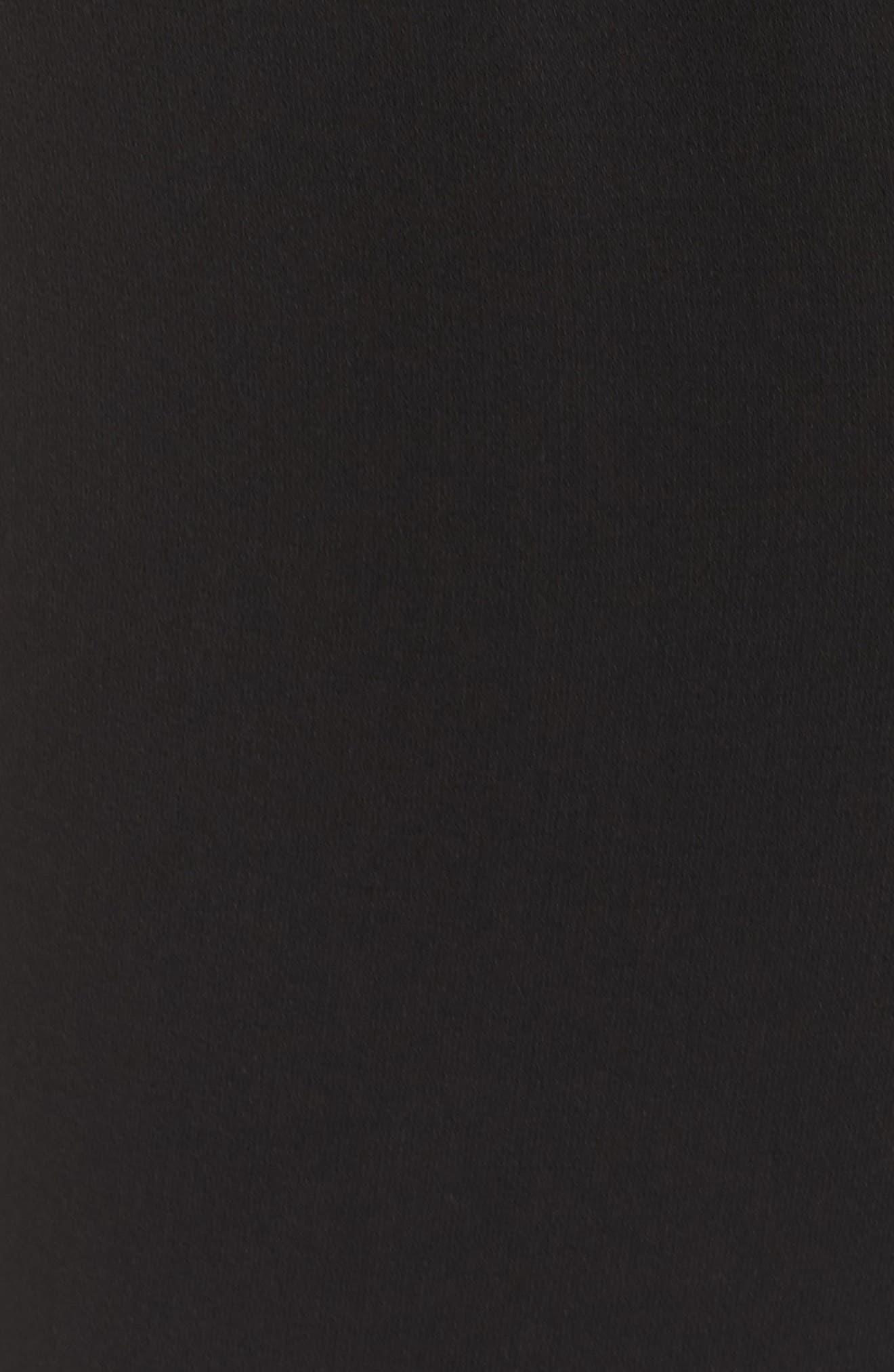 Cafe Stella Jumpsuit,                             Alternate thumbnail 5, color,                             Black