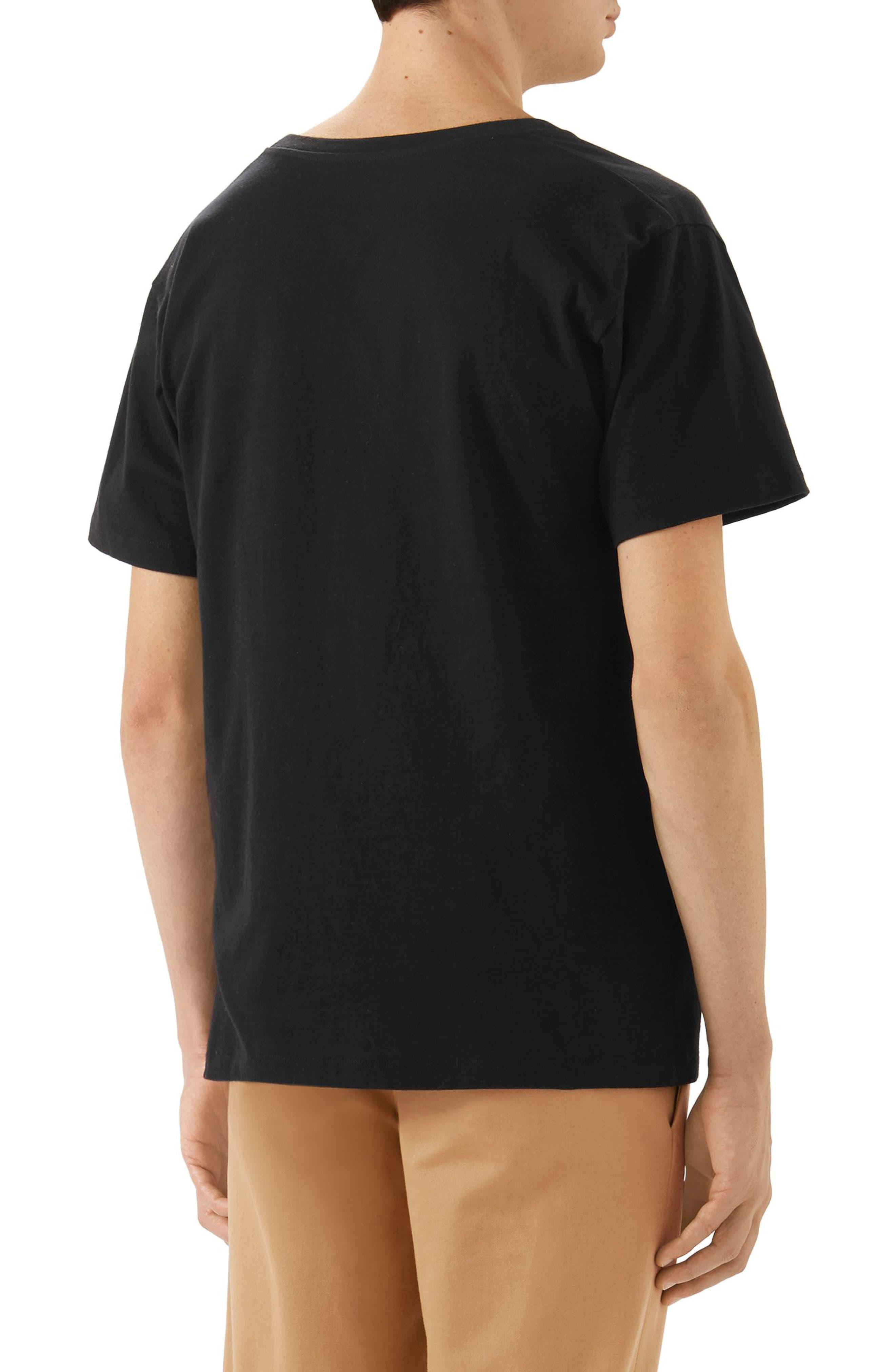 Alternate Image 2  - Gucci Invitation Graphic T-Shirt