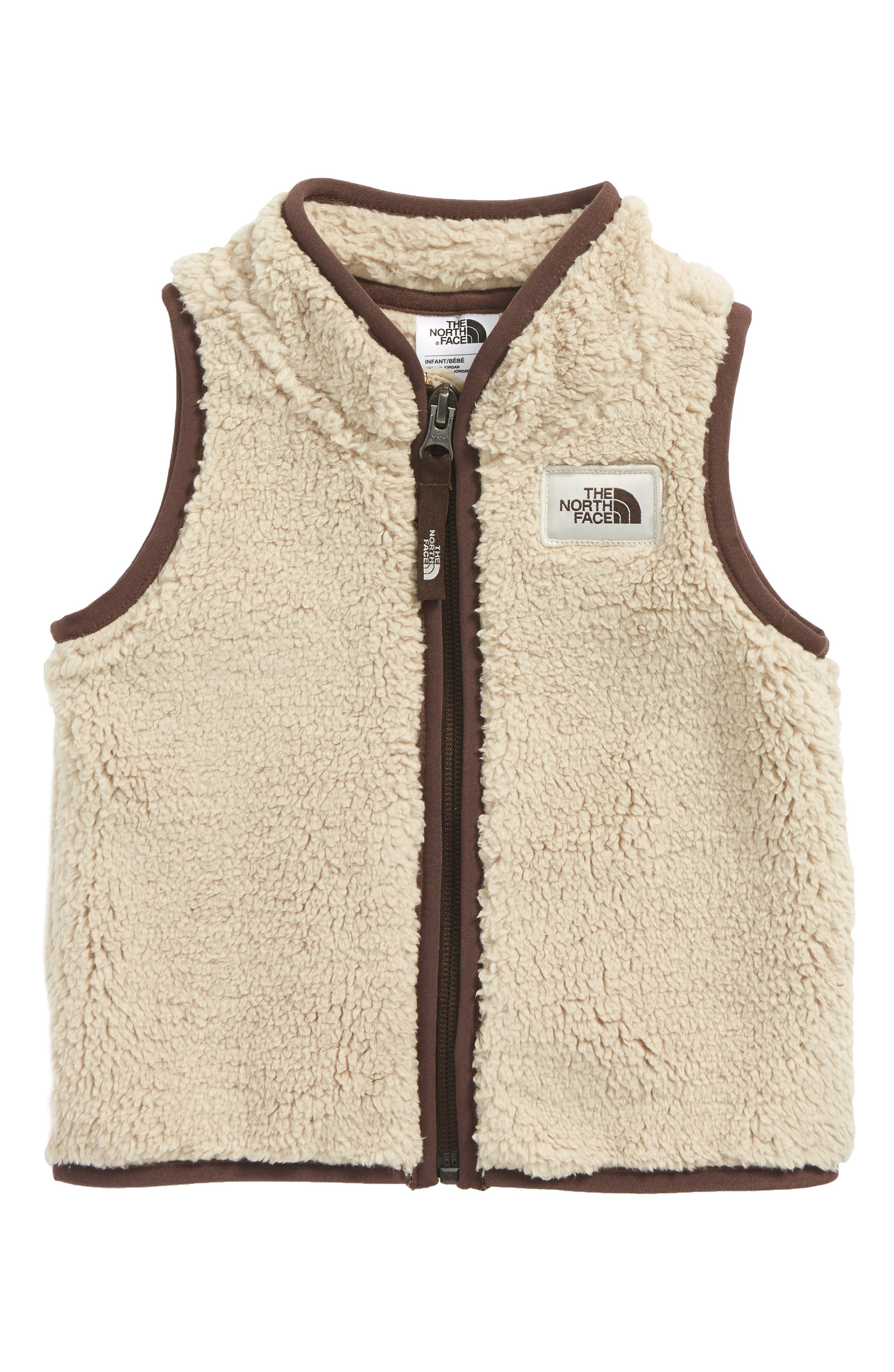 The North Face Campshire Fleece Vest (Baby Boys)