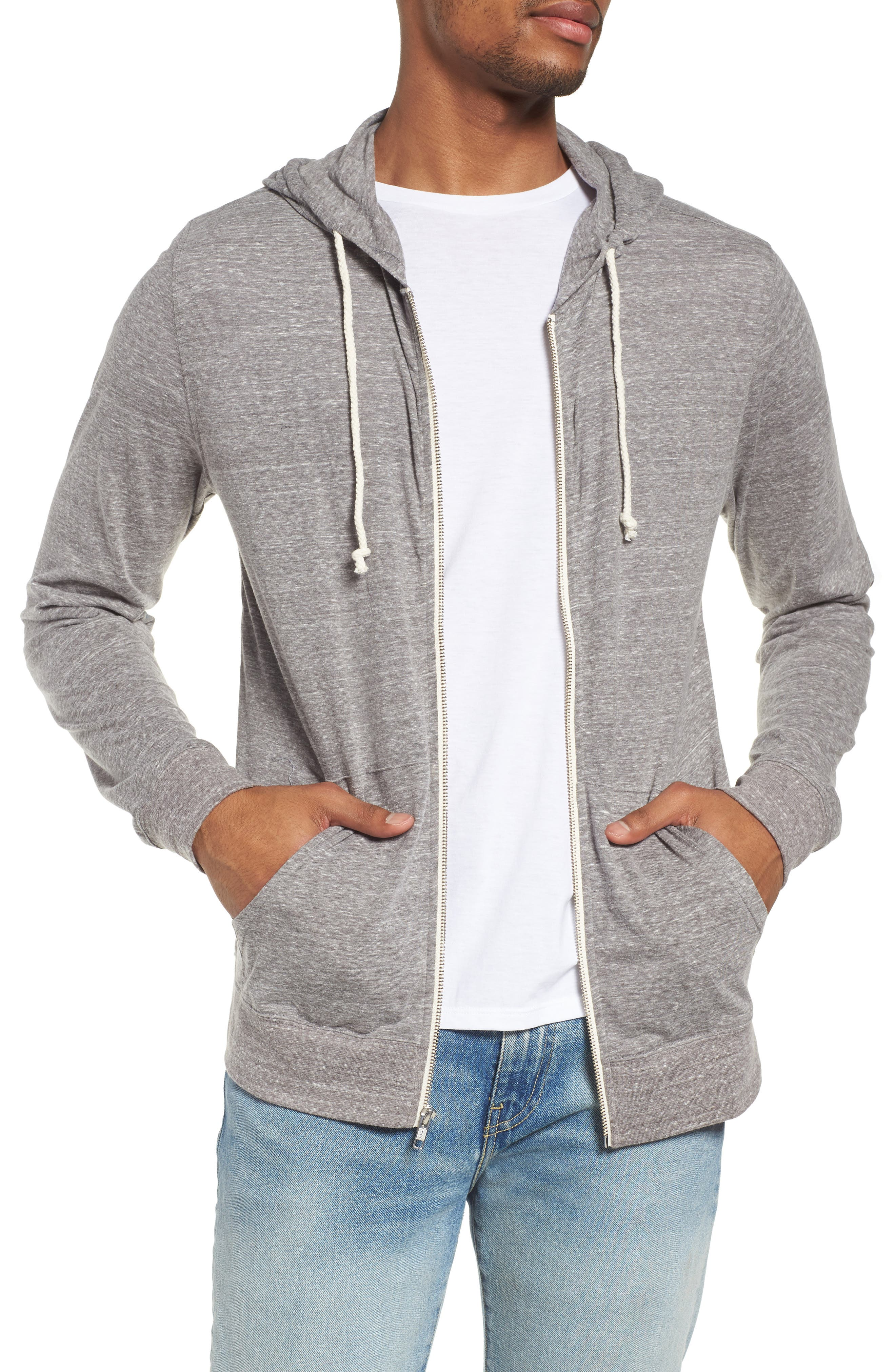 Threads for Thought Giulio Zip Hoodie
