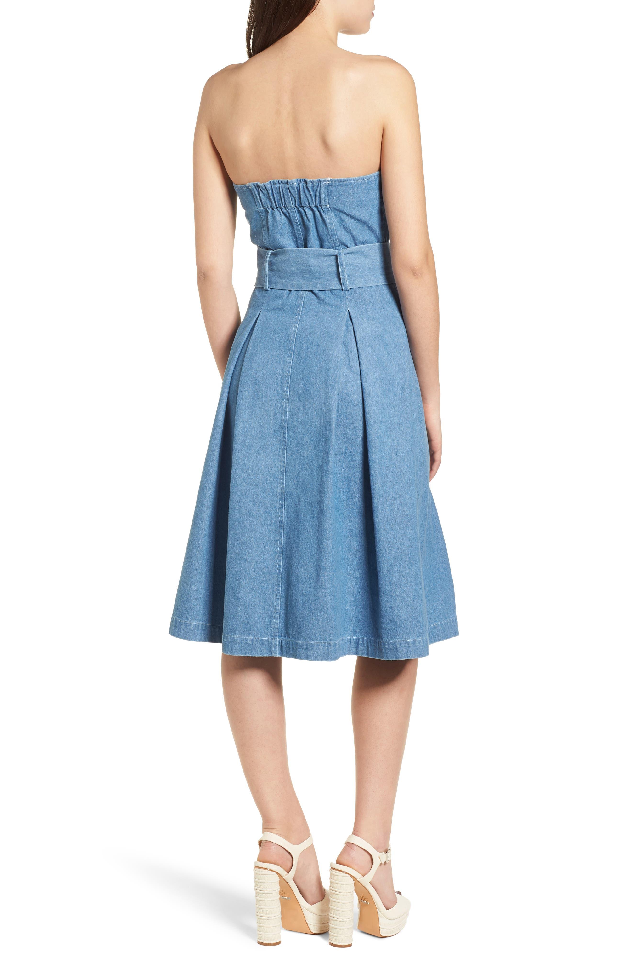 Women\'s Denim Dresses | Nordstrom