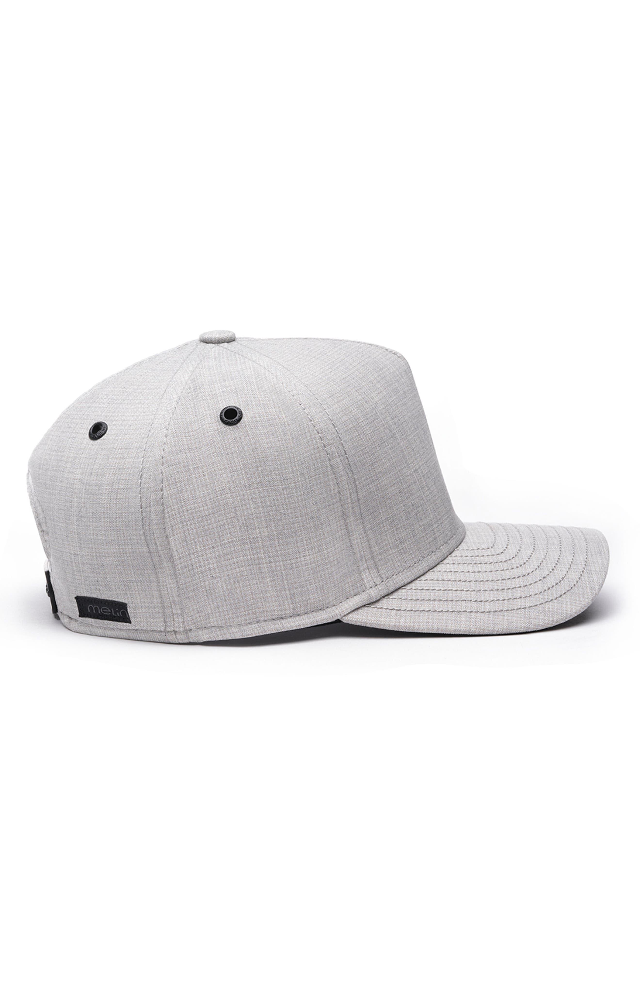 Odyssey Baseball Cap,                             Alternate thumbnail 4, color,                             Light Grey
