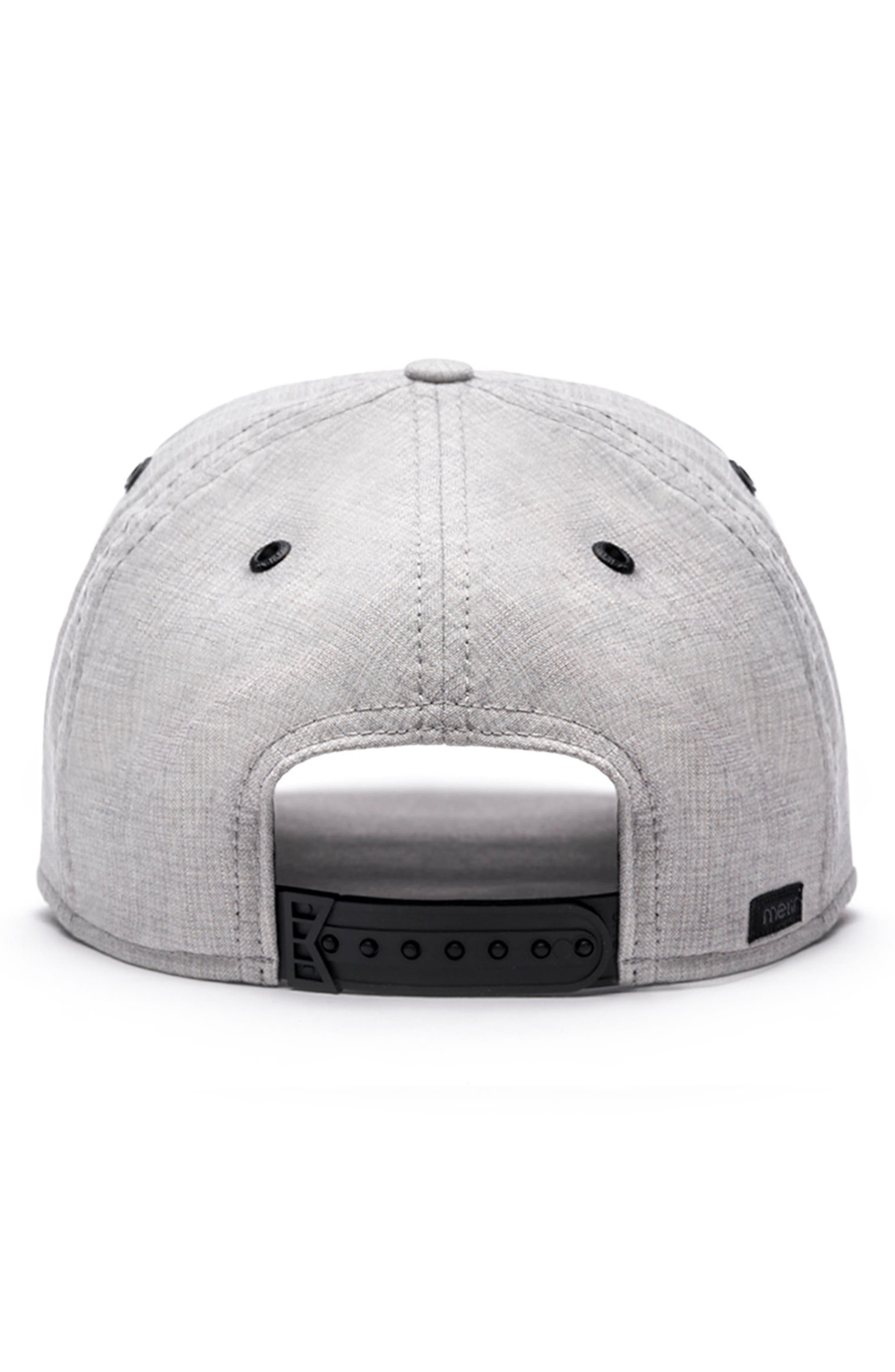 Odyssey Baseball Cap,                             Alternate thumbnail 3, color,                             Light Grey
