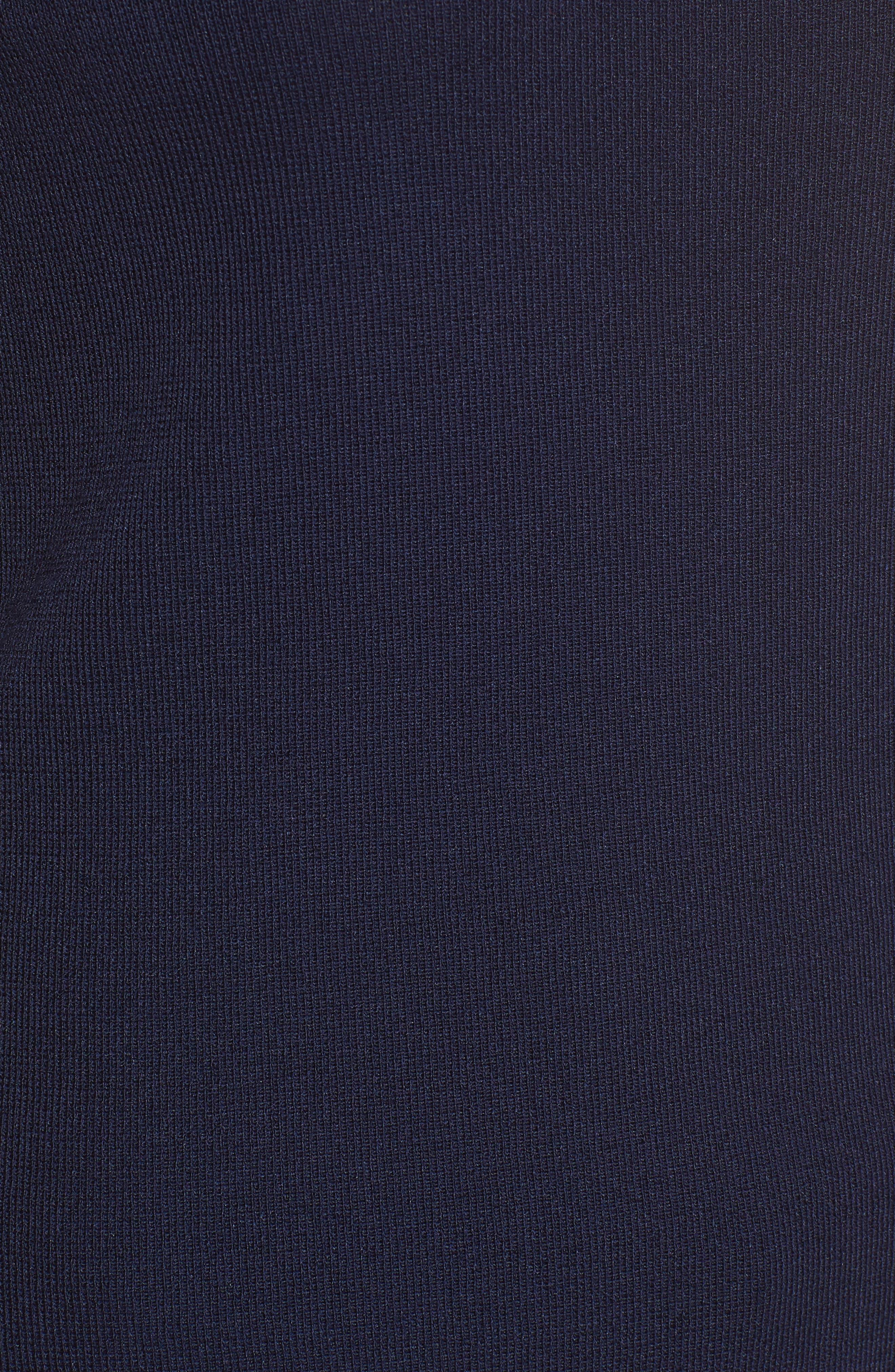 Sleeveless Knit Tank,                             Alternate thumbnail 6, color,                             Breton Blue