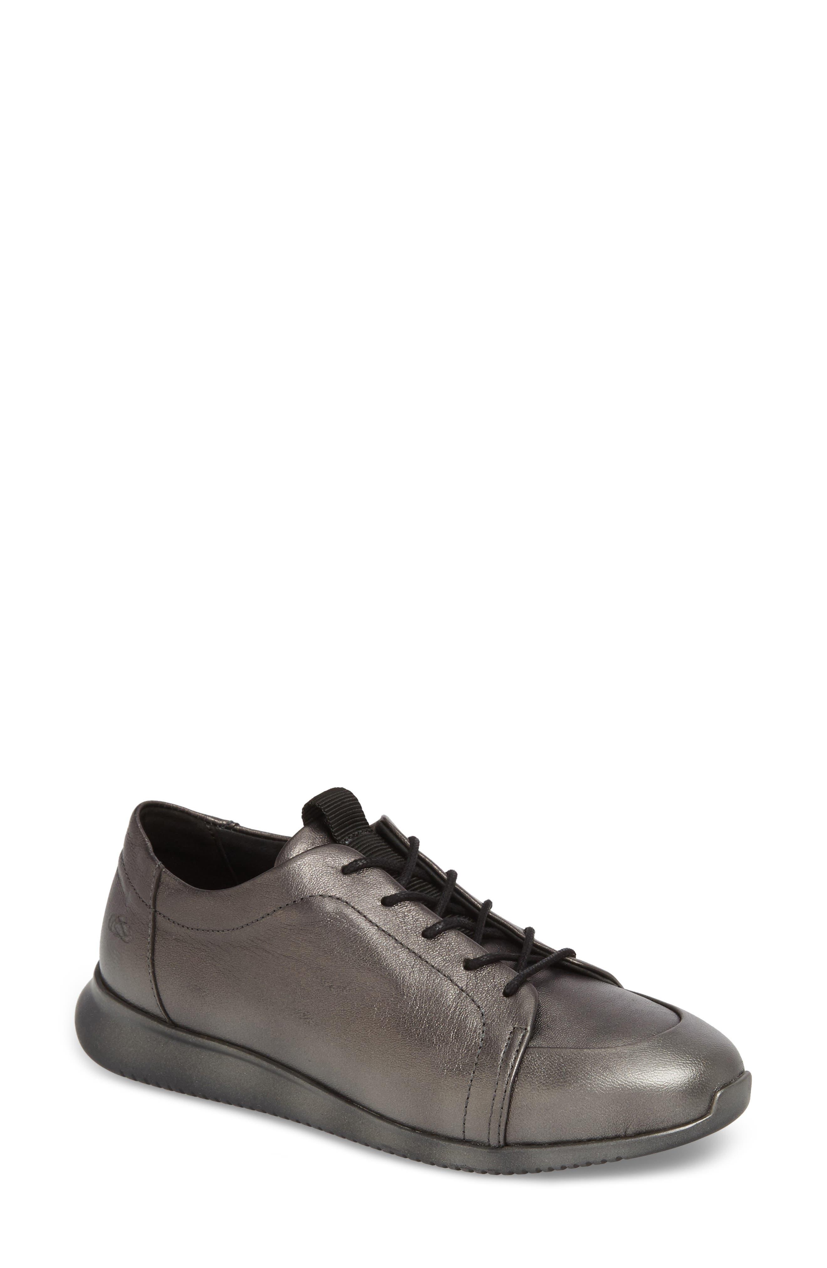 Ria Sneaker,                         Main,                         color, Pirita Leather