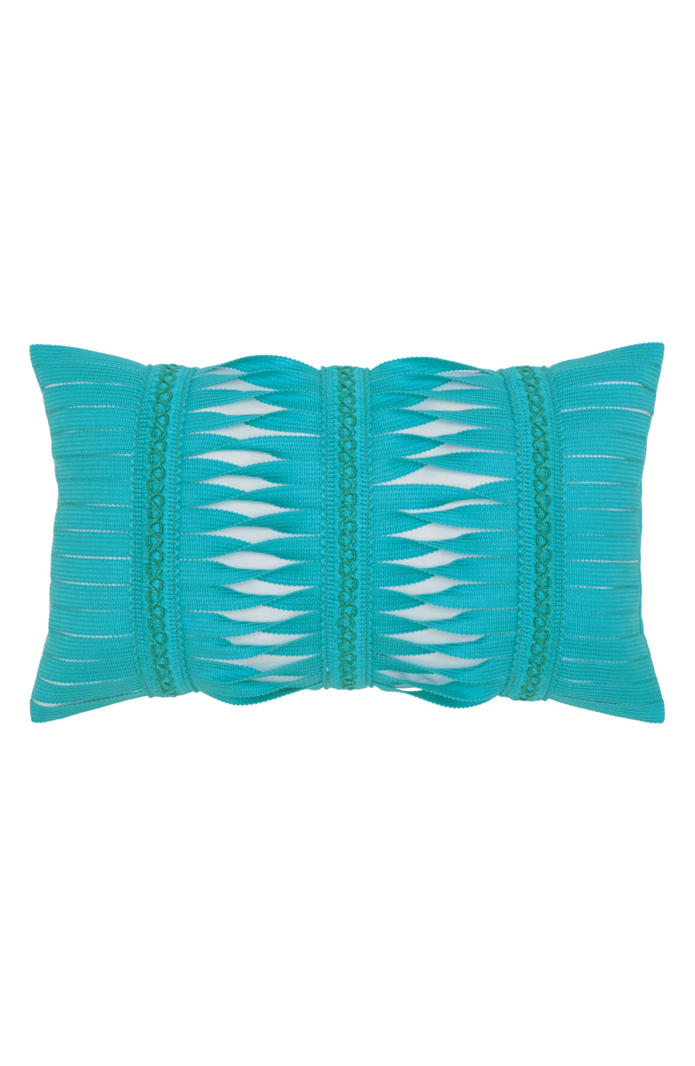 Gladiator Aruba Lumbar Pillow,                             Main thumbnail 1, color,                             Blue