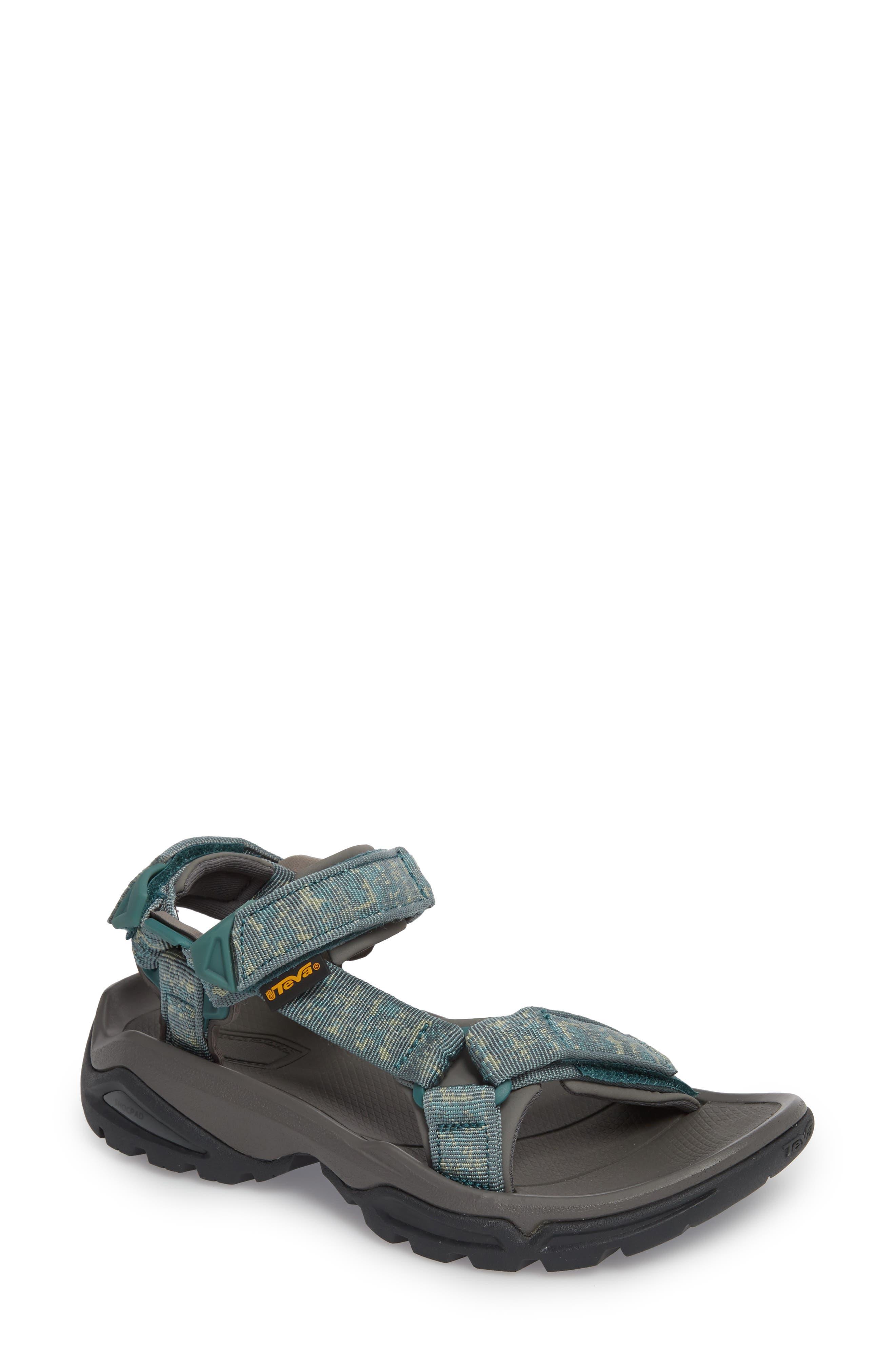 Terra FI 4 Sport Sandal,                             Main thumbnail 1, color,                             Rocio North Atlantic
