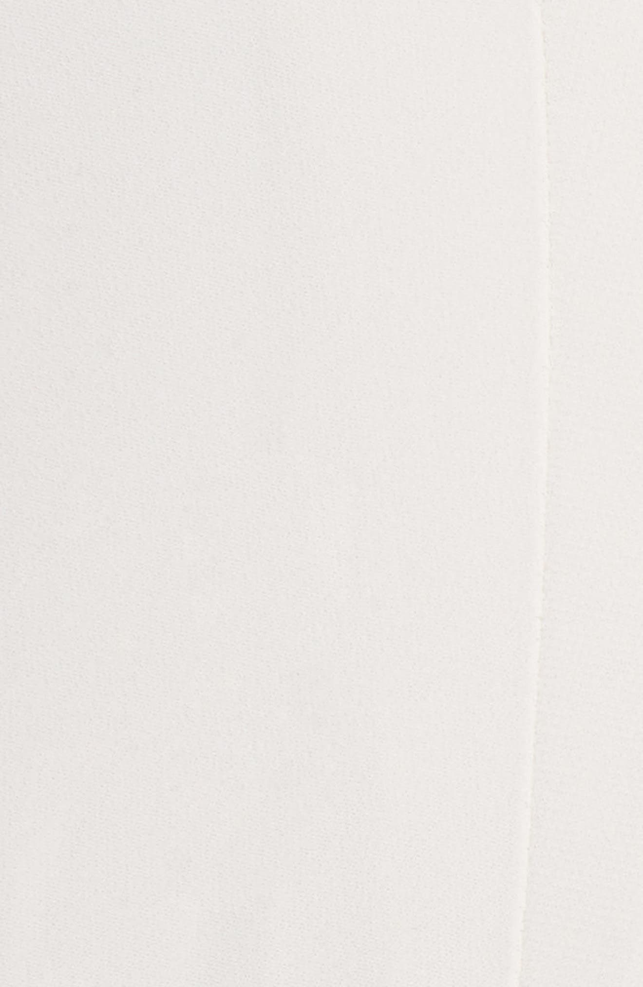 Flare Pants,                             Alternate thumbnail 5, color,                             Vanilla