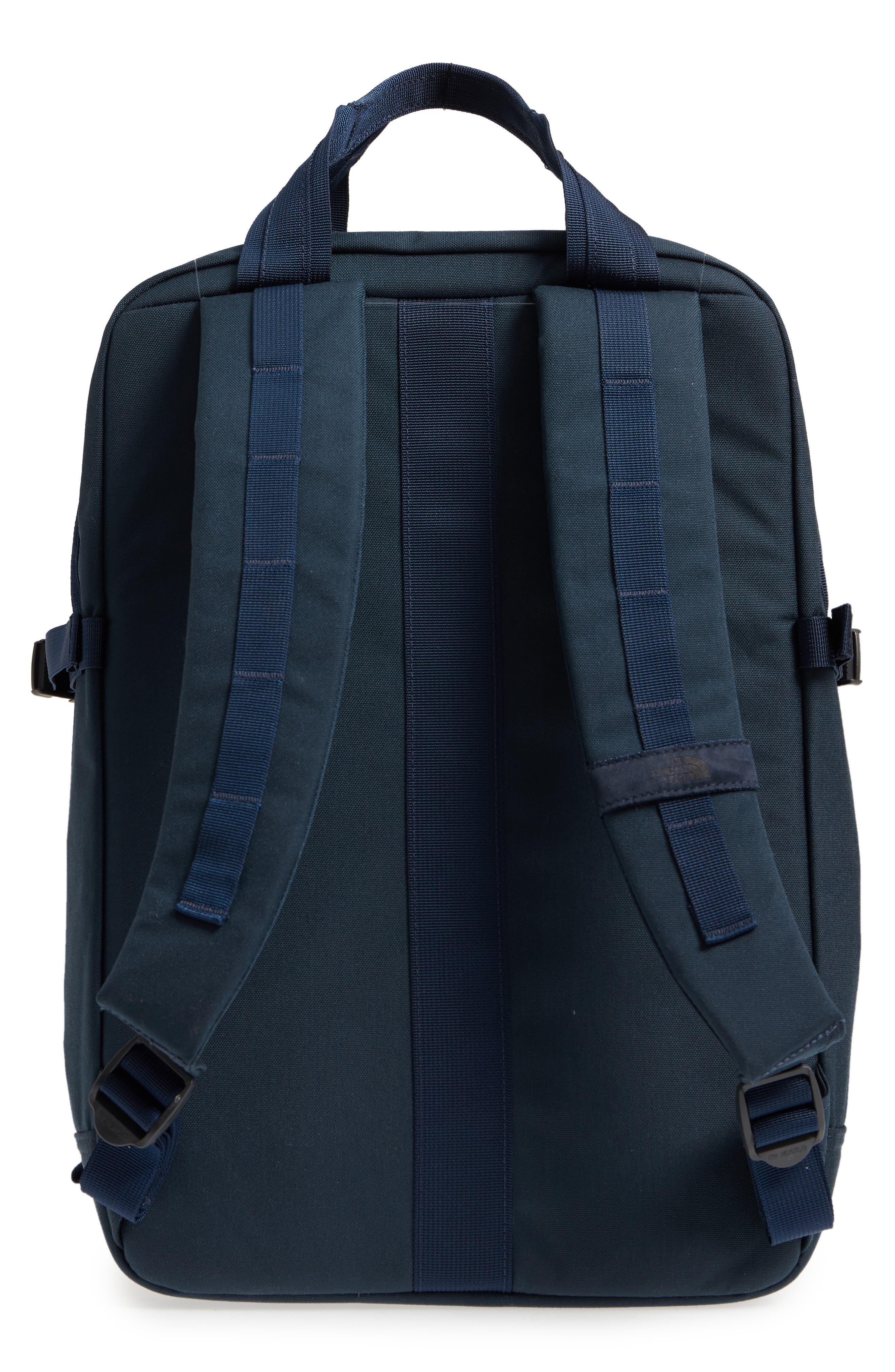Mini Crevasse Backpack,                             Alternate thumbnail 2, color,                             Urban Navy Heather/ Urban Navy