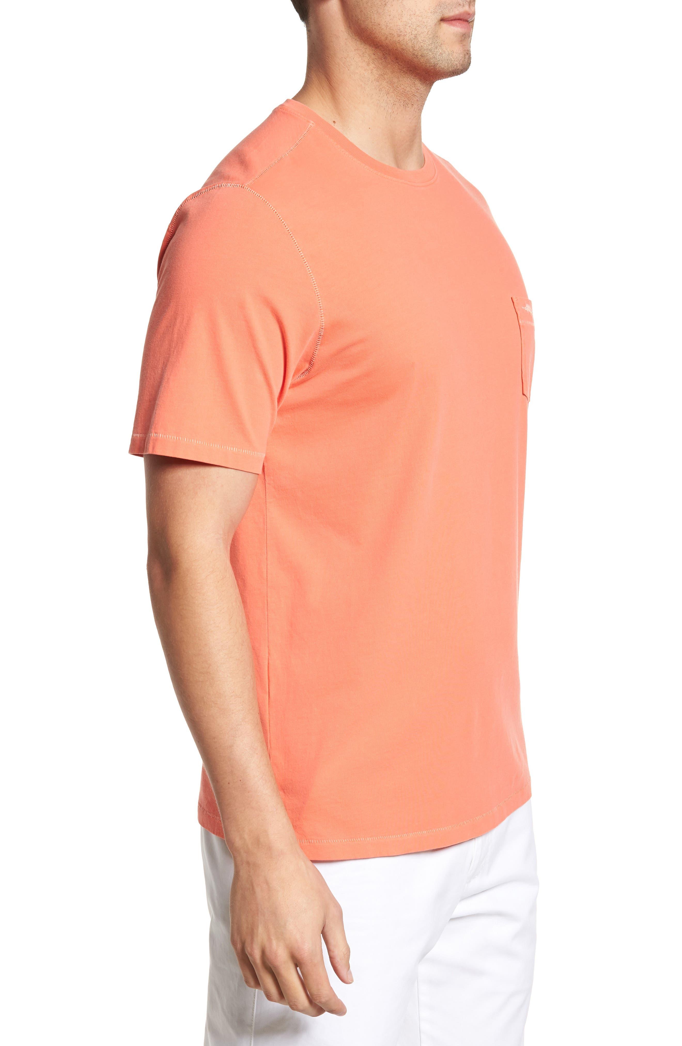 Alternate Image 3  - Tommy Bahama 'New Bahama Reef' Island Modern Fit Pima Cotton Pocket T-Shirt