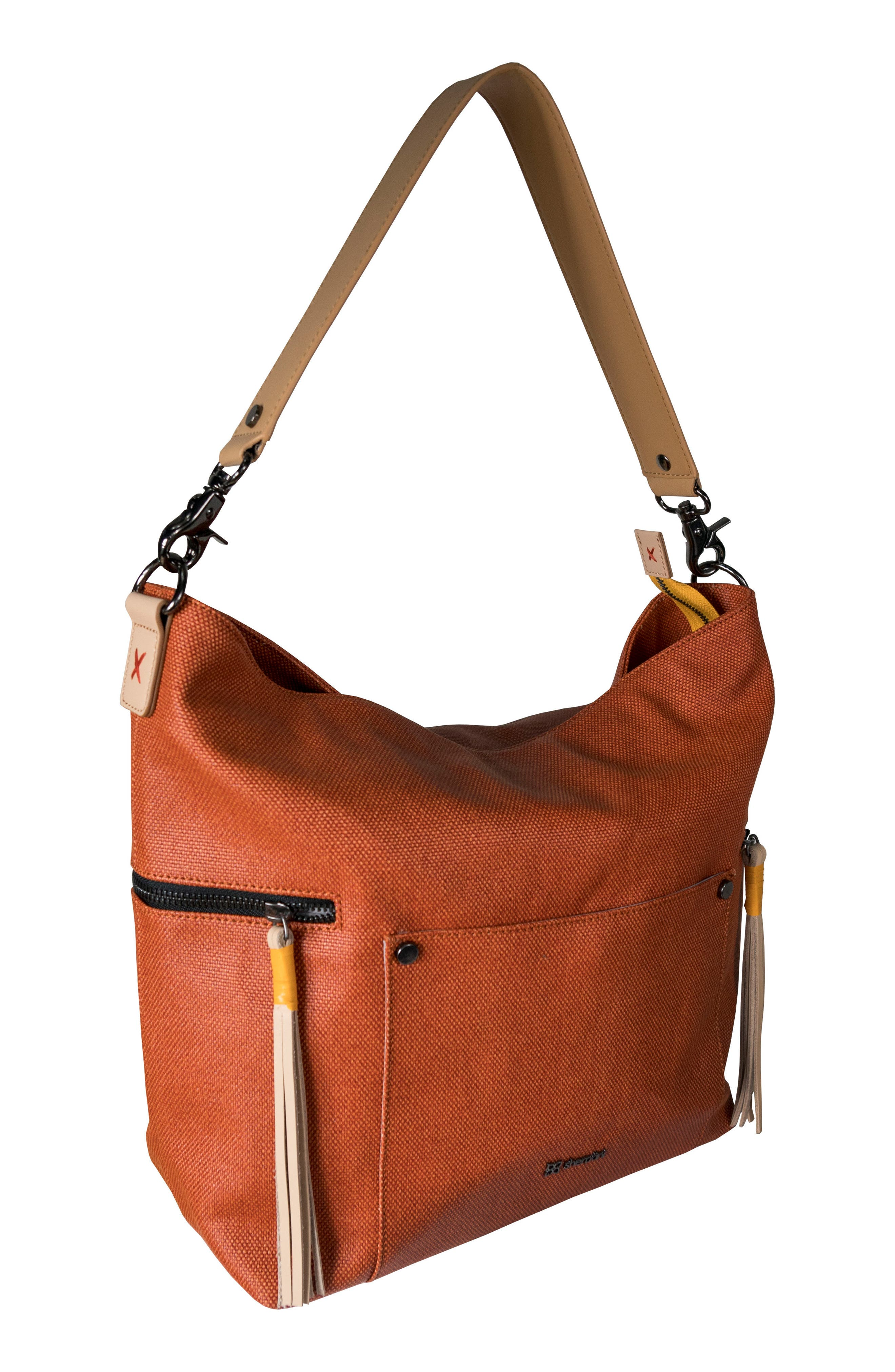 Sonora Slouch Tote,                             Alternate thumbnail 5, color,                             Copper