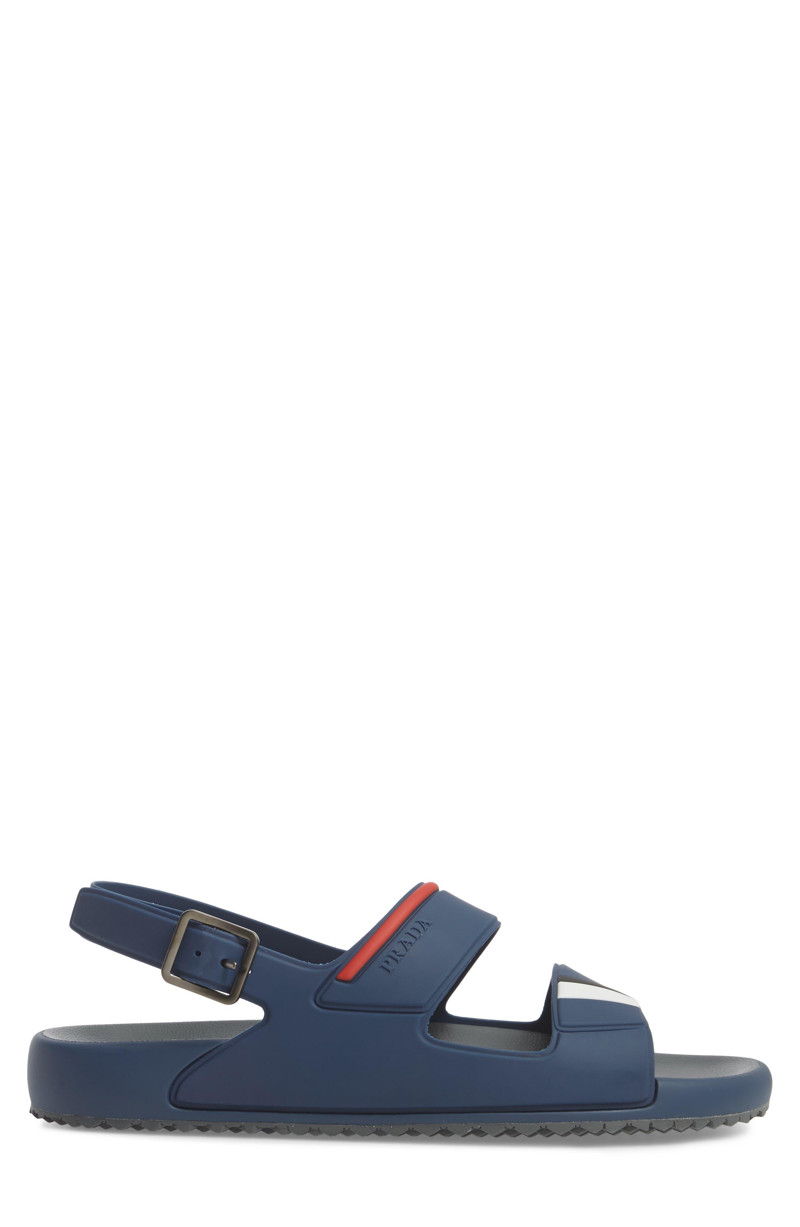 Alternate Image 3  - Prada Linea Rossa Sandal (Men)