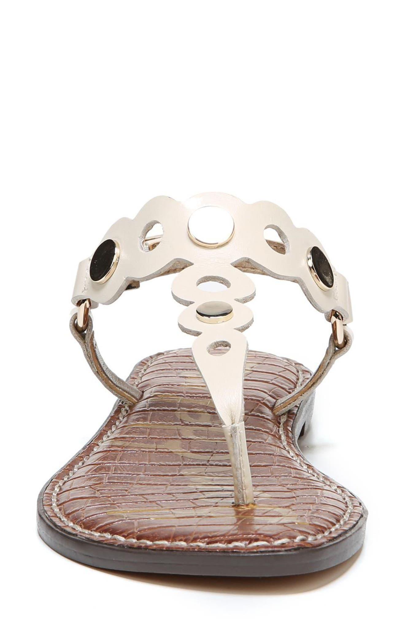 Alternate Image 4  - Sam Edelman Gilly T-Strap Sandal (Women)