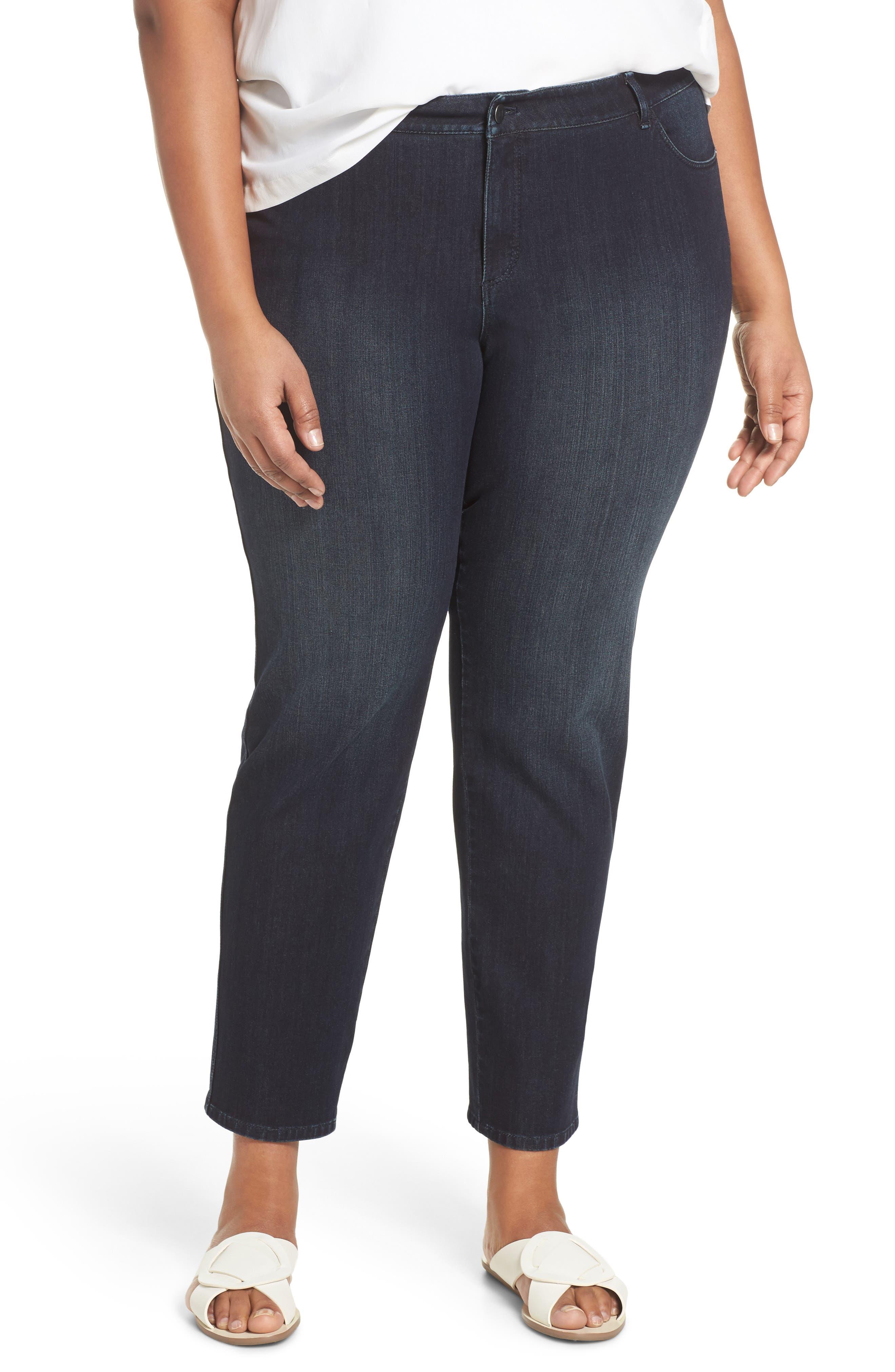 Mercer Jeans,                         Main,                         color, Indigo