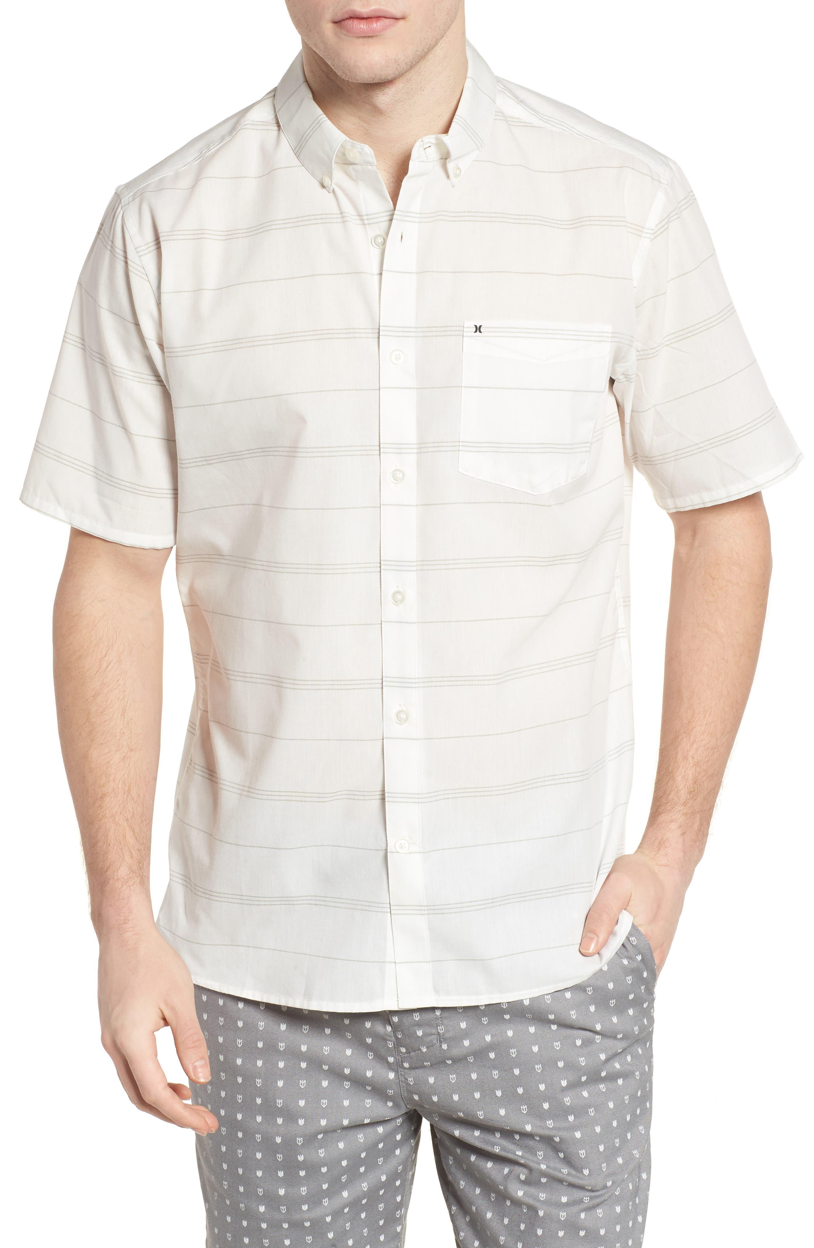 Dri-FIT Rhythm Shirt,                             Main thumbnail 1, color,                             Sail