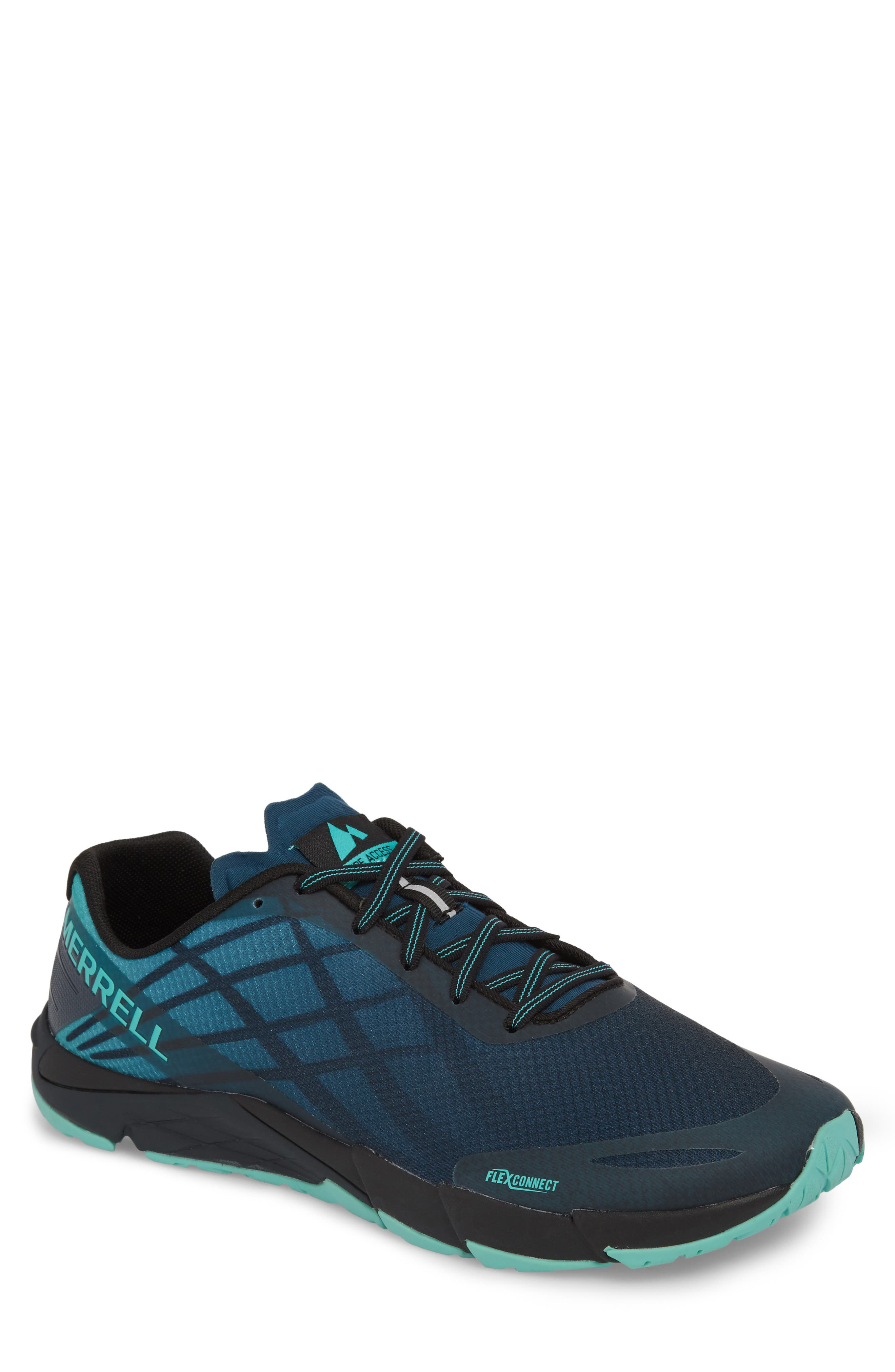 Bare Access Flex Running Shoe,                             Main thumbnail 1, color,                             Legion Blue