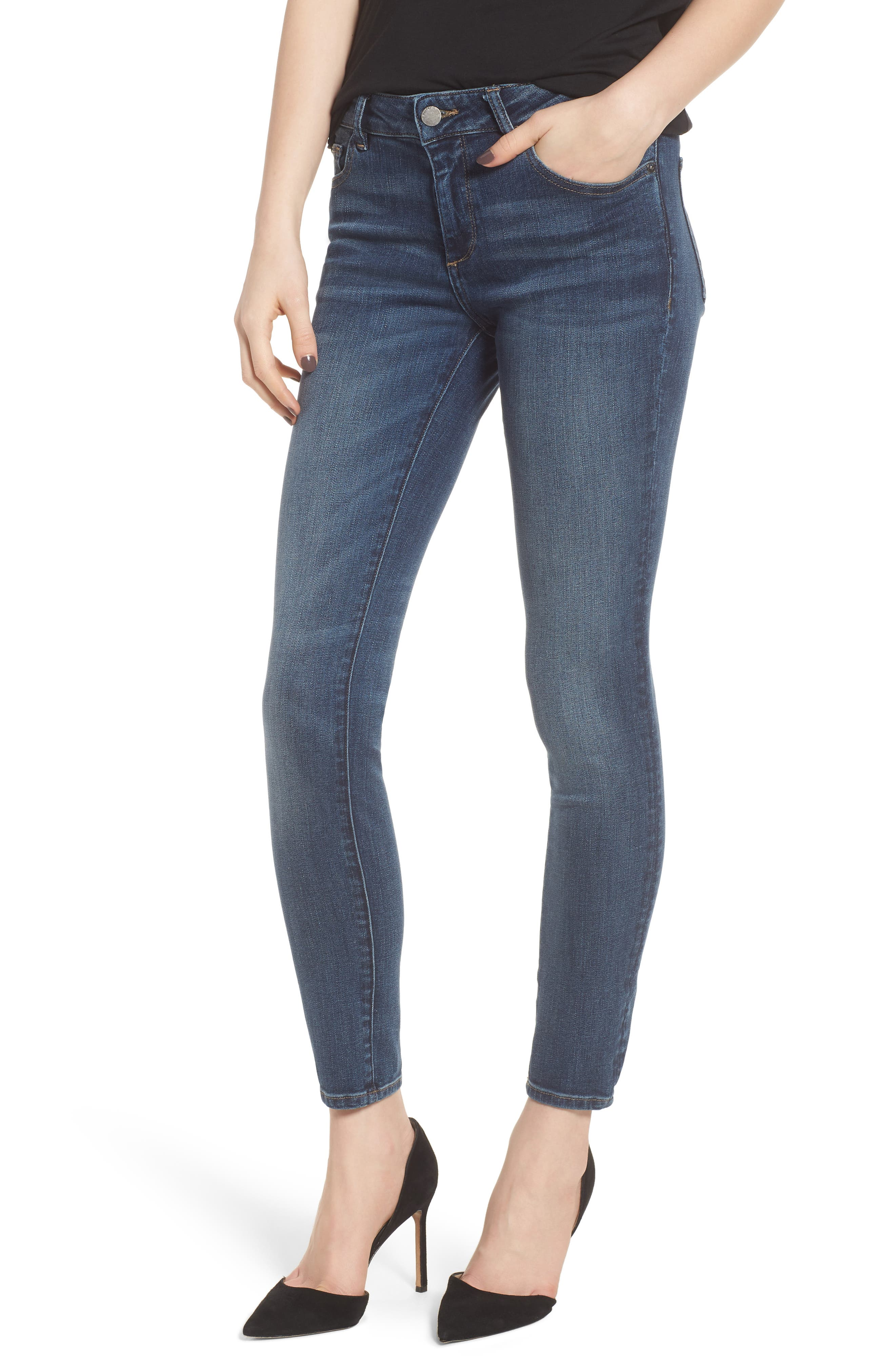Margaux Instasculpt Ankle Skinny Jeans,                         Main,                         color, Paramount