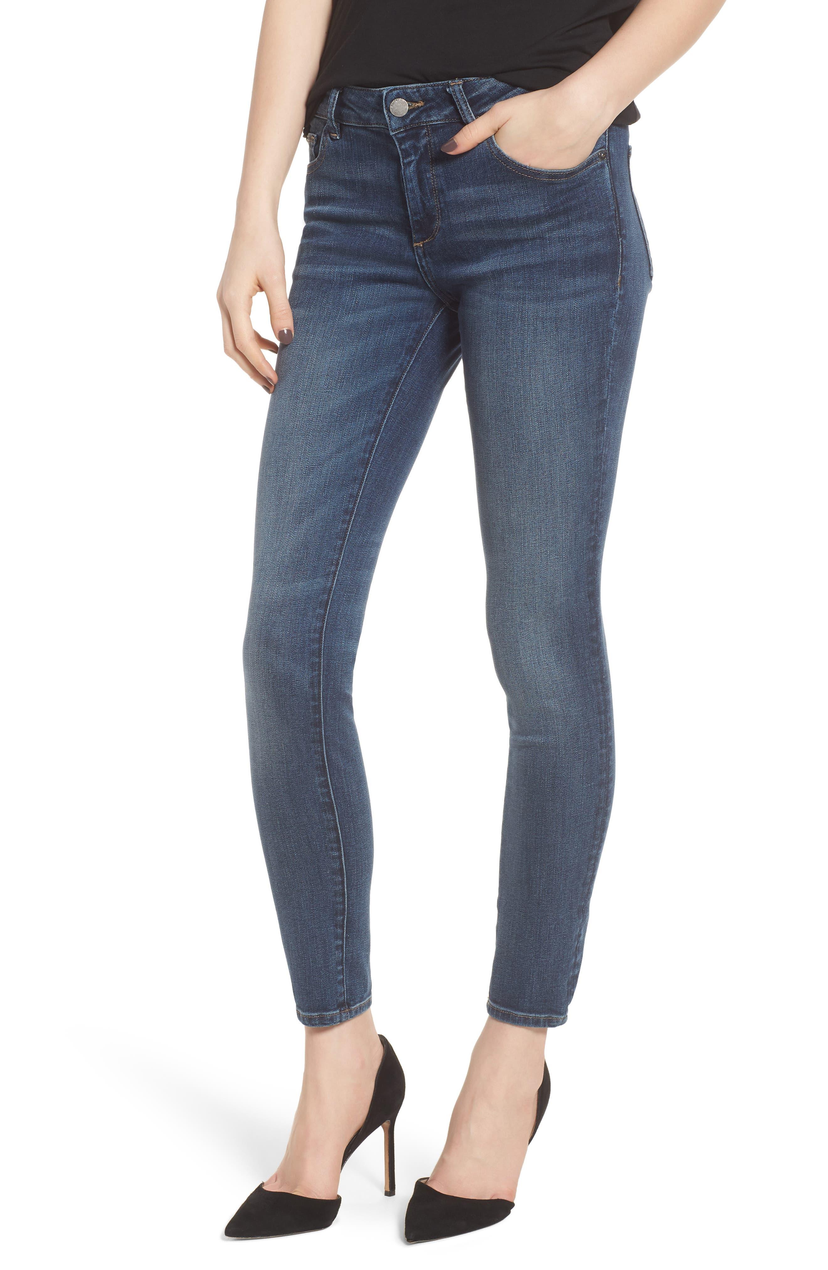 DL1961 Margaux Instasculpt Ankle Skinny Jeans (Paramount)