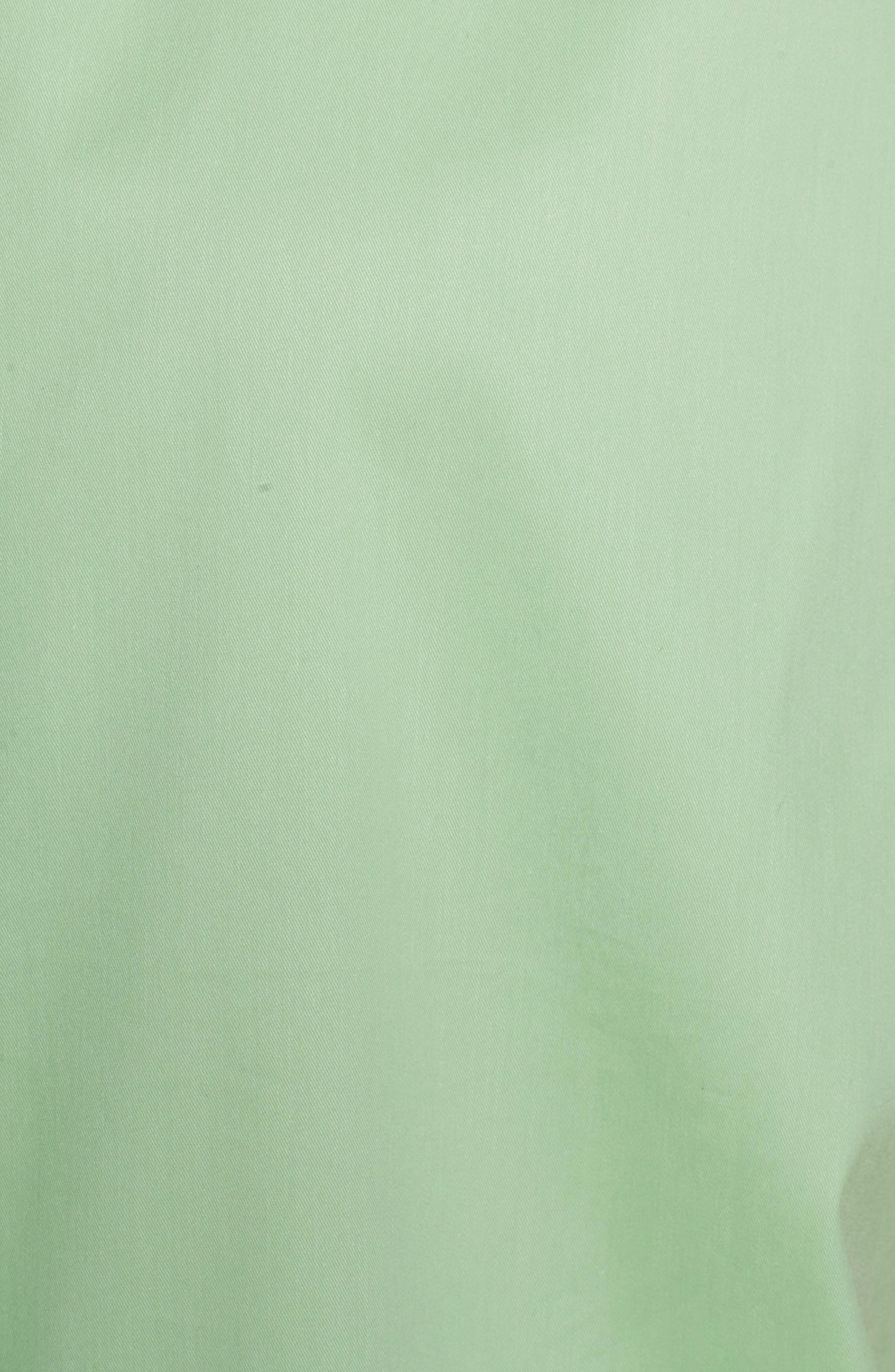 Cap Sleeve Blouse,                             Alternate thumbnail 5, color,                             Mint
